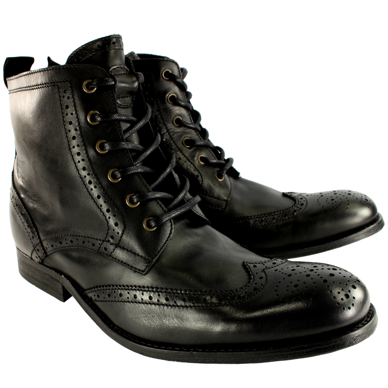 H By Hudson Angus Brouge Smart Boots