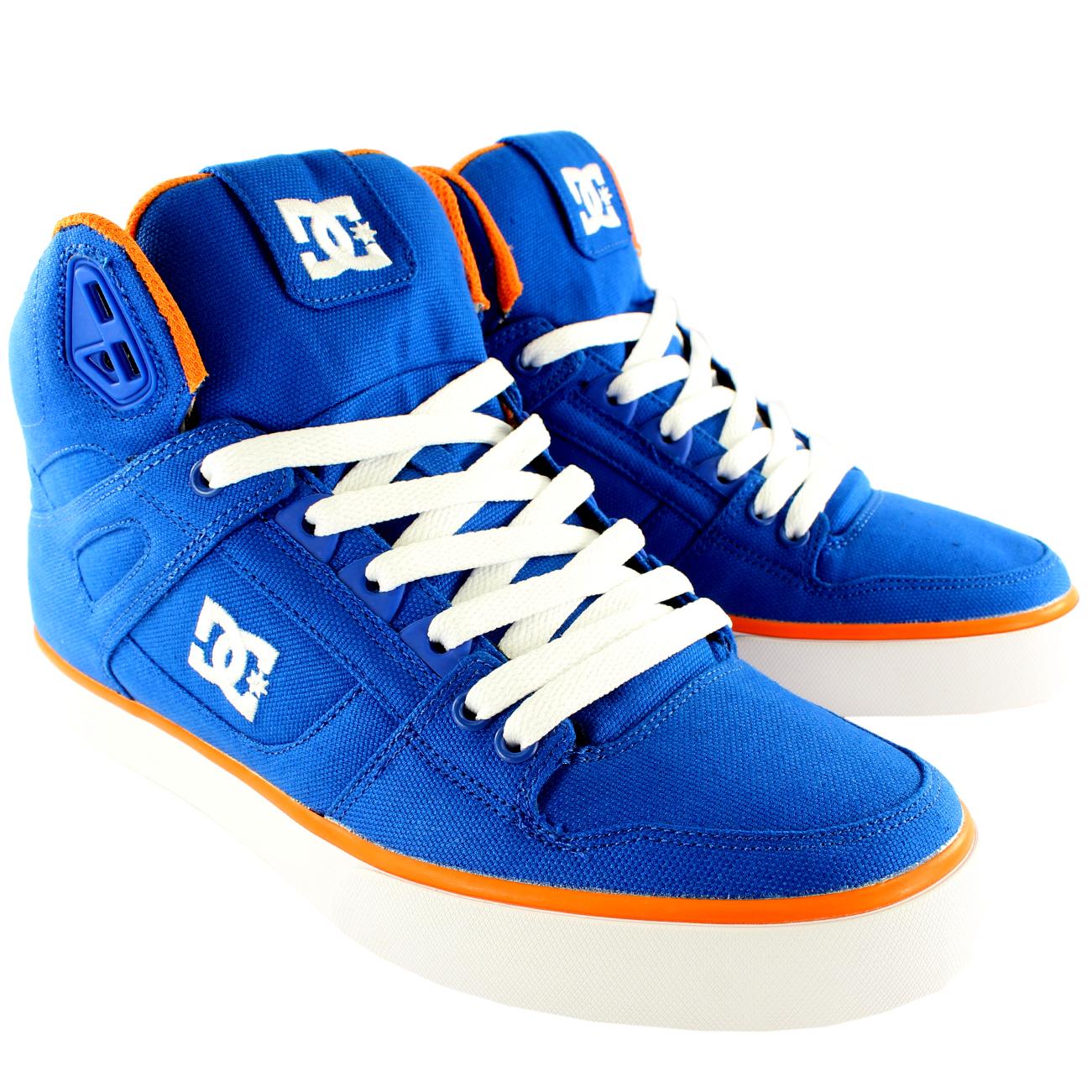 DC Shoes Spartan High Top Skate Shoes