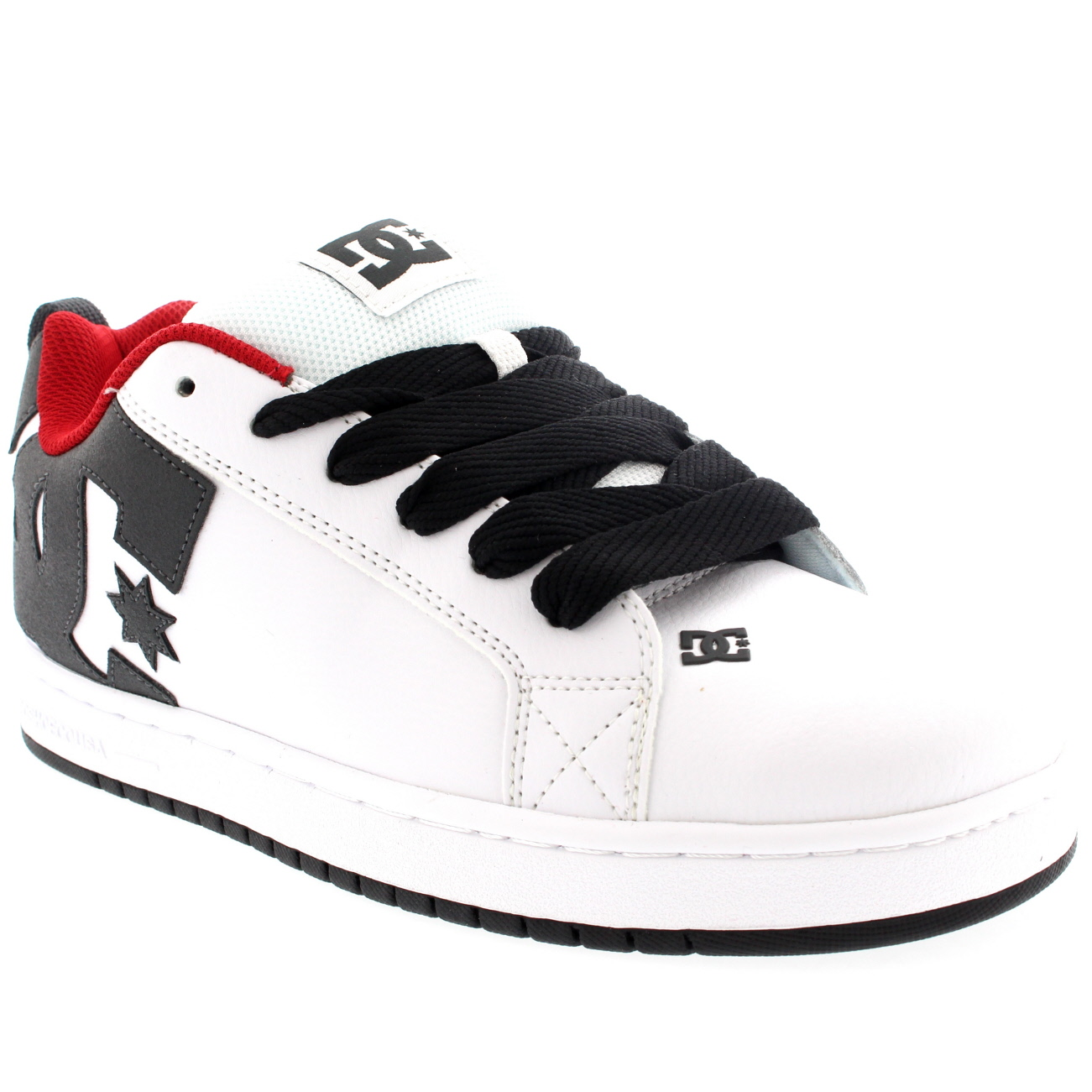 DC Shoes Court Graffik Trainers
