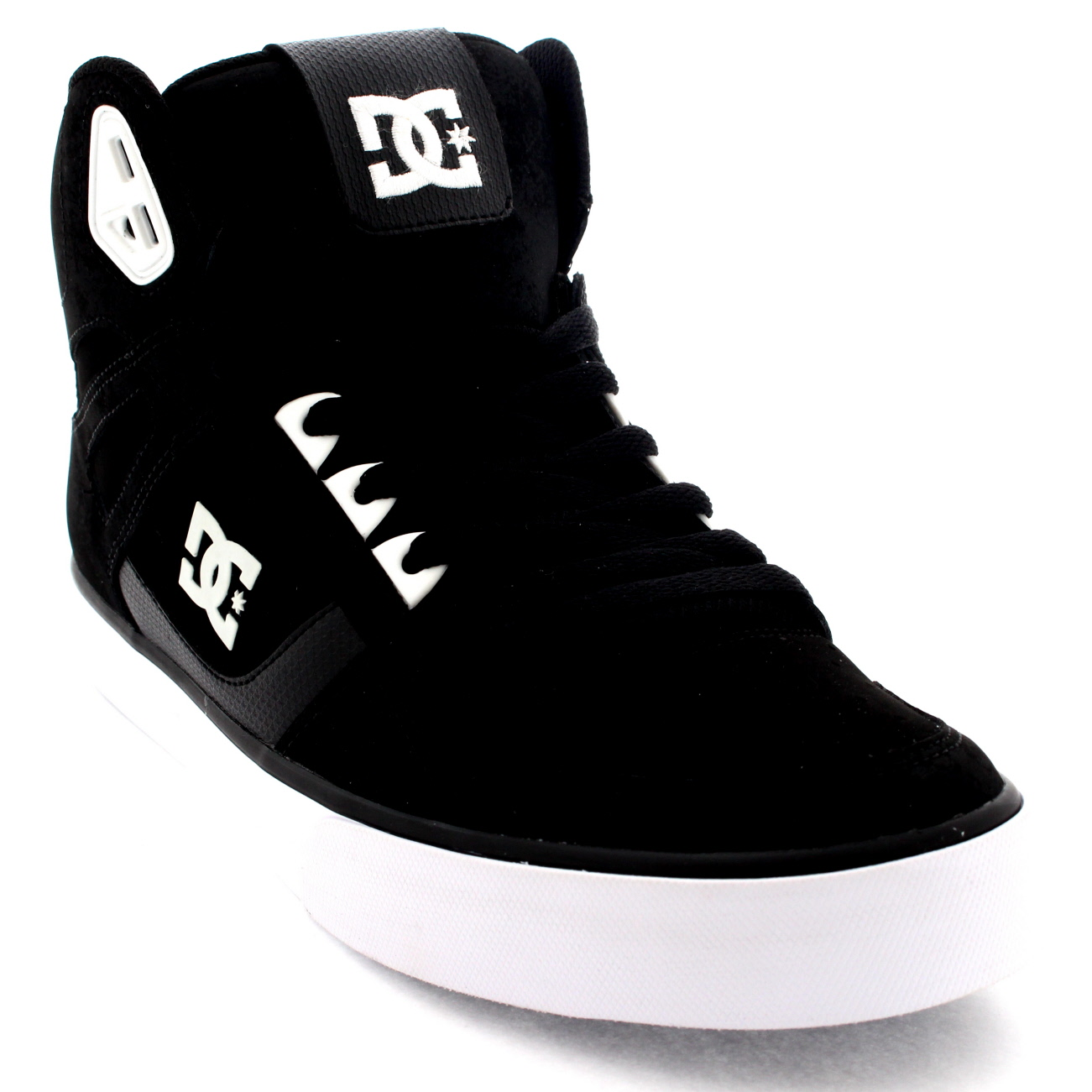 DC Shoes Spartan High Suede