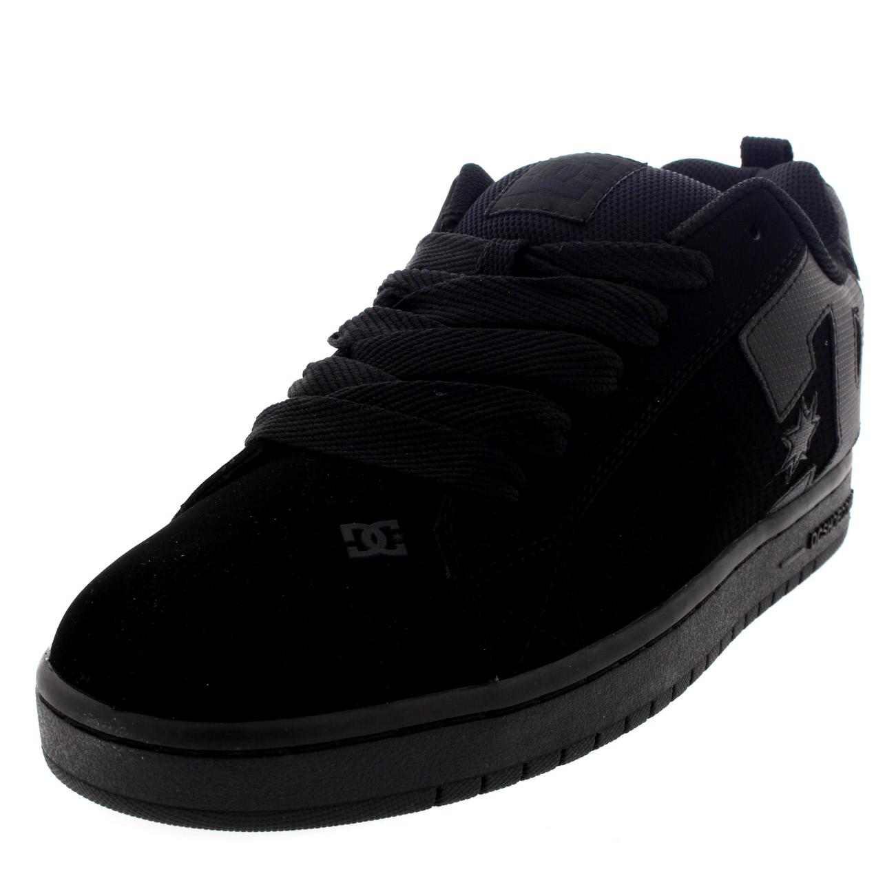 Skate shoes uk - Mens Dc Shoes Court Graffik Leather Low Top