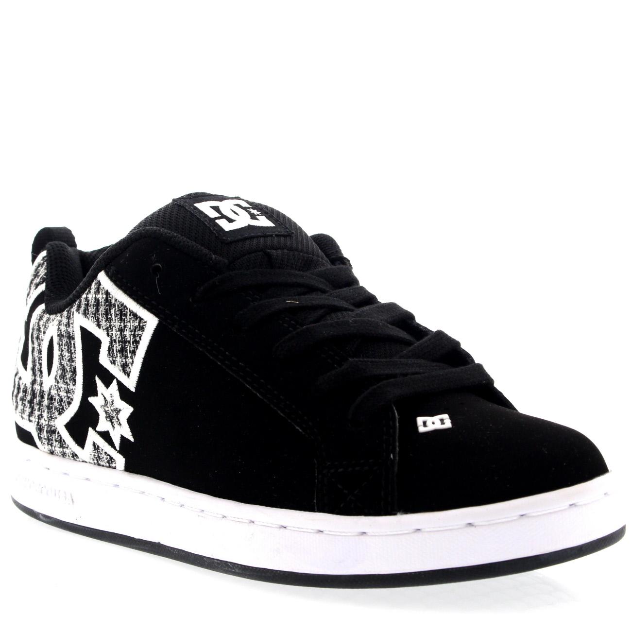 DC Shoes Court Graffik Suede