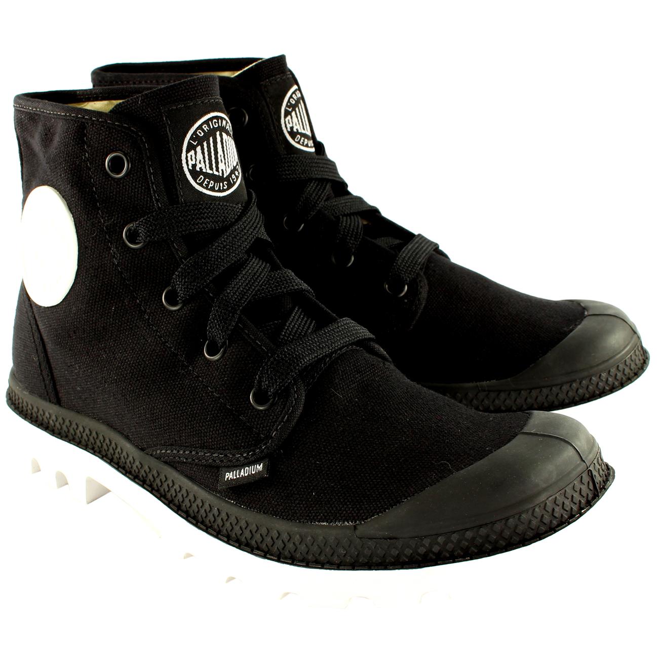 Palladium Blanc Boot Trainers