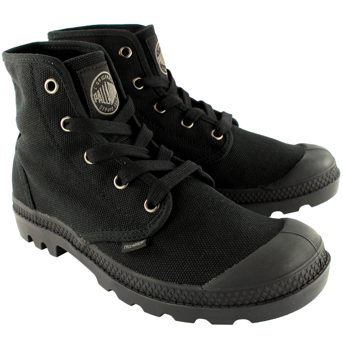 Palladium Pampa Trainer Boots