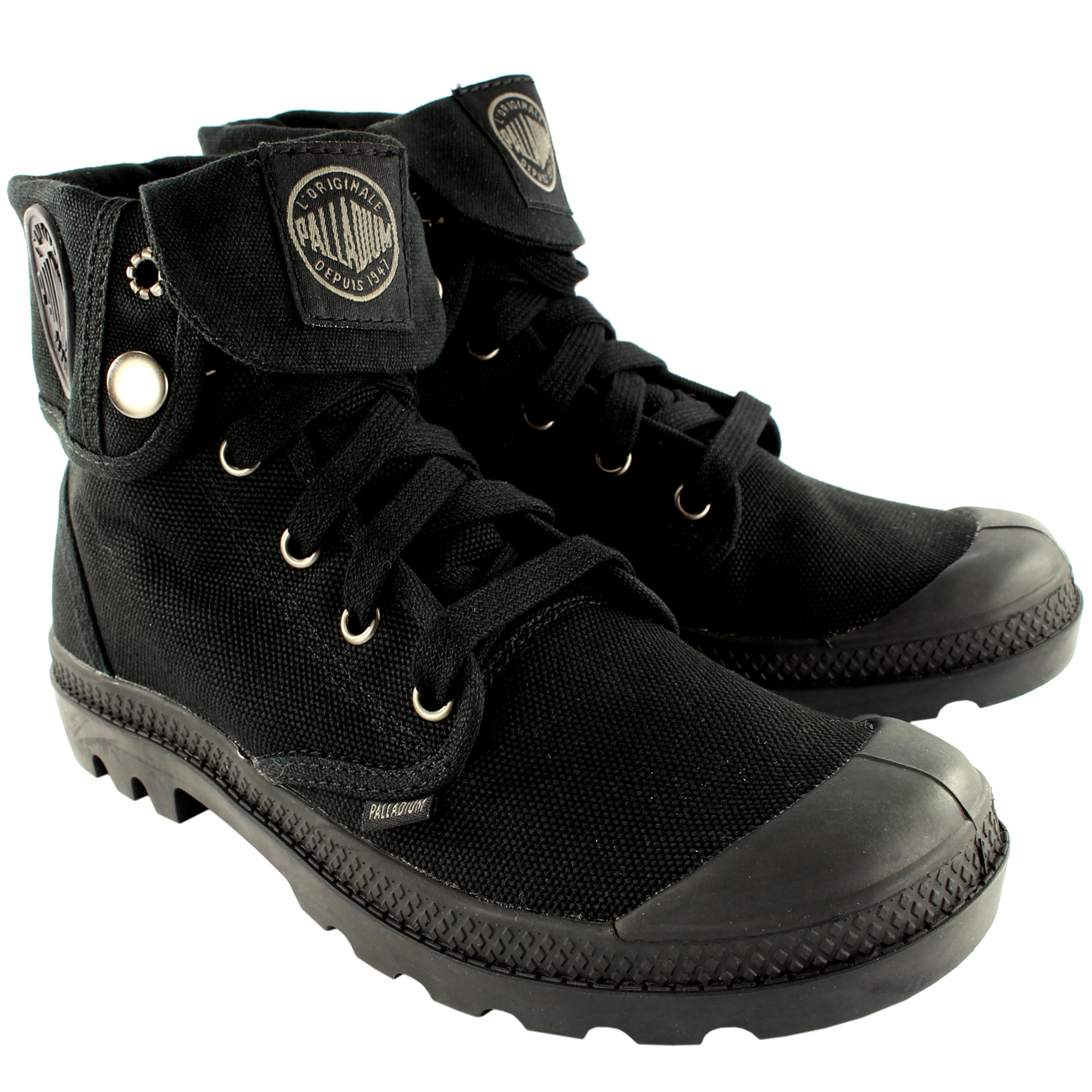 Palladium Baggy Ankle High Boots