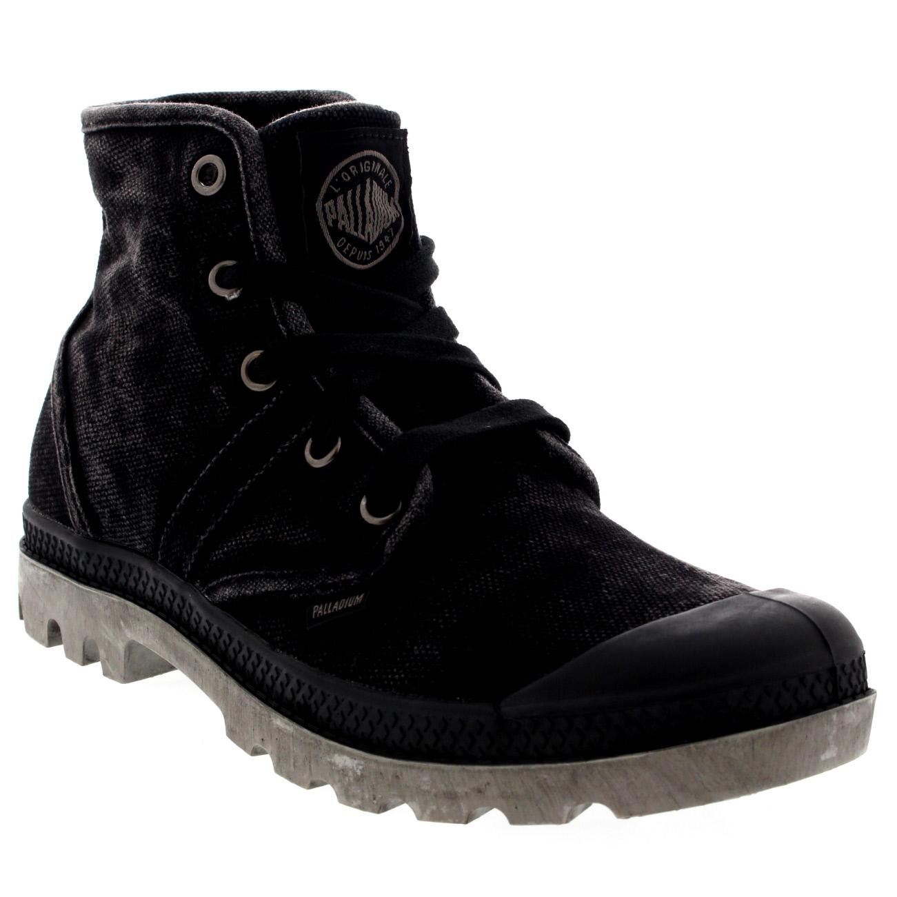 Palladium Pallabrouse Gusset Boots