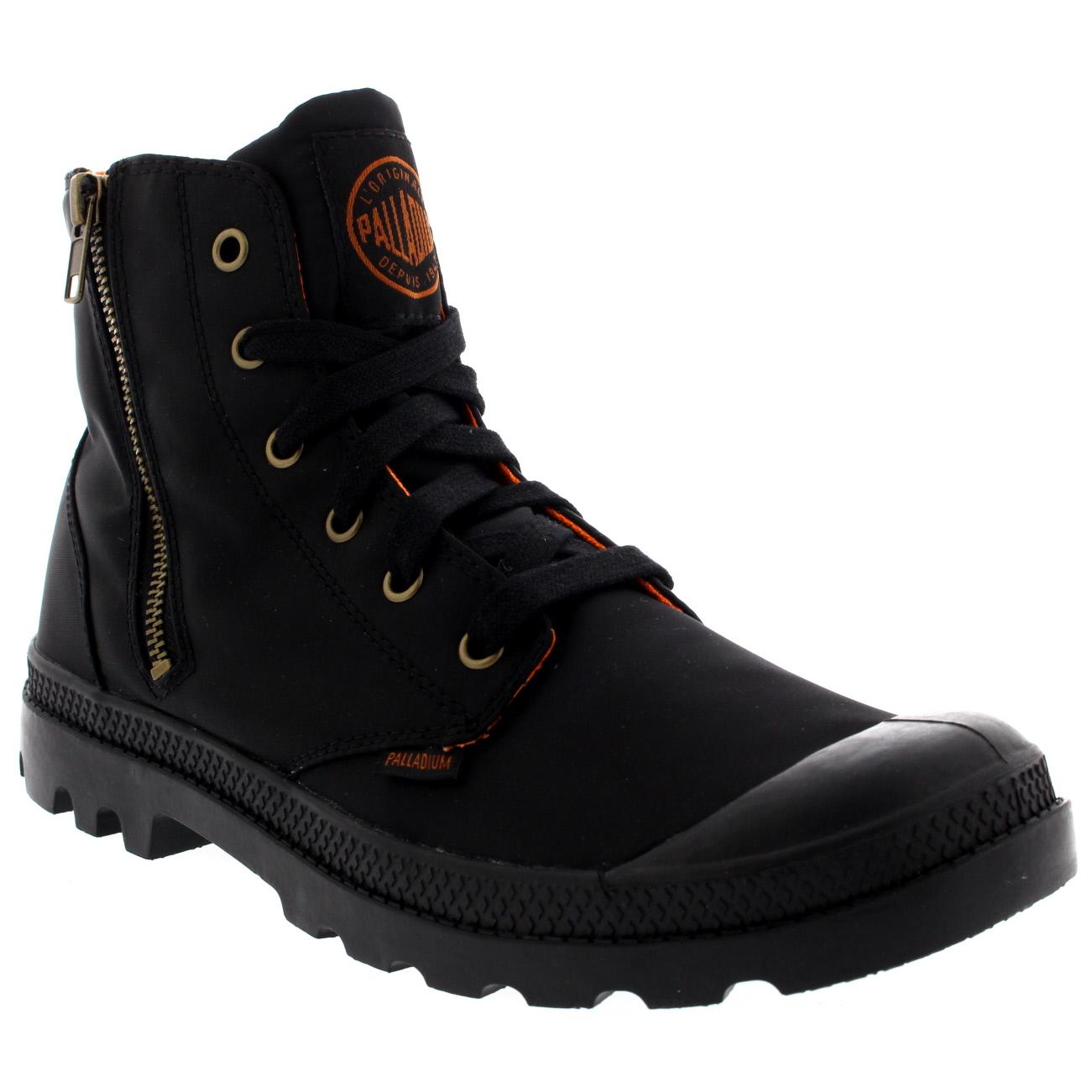Pammadium Pampa Hi Cuff Boots