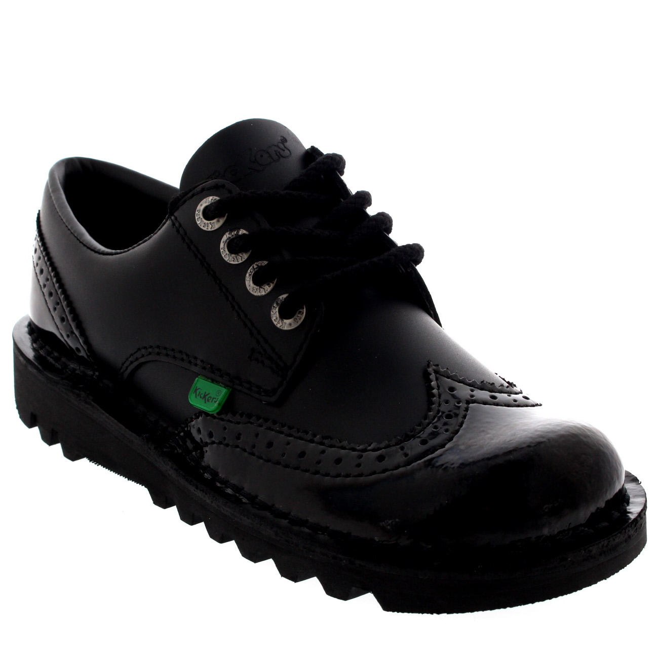 Kickers Kick Lo Brogue Core