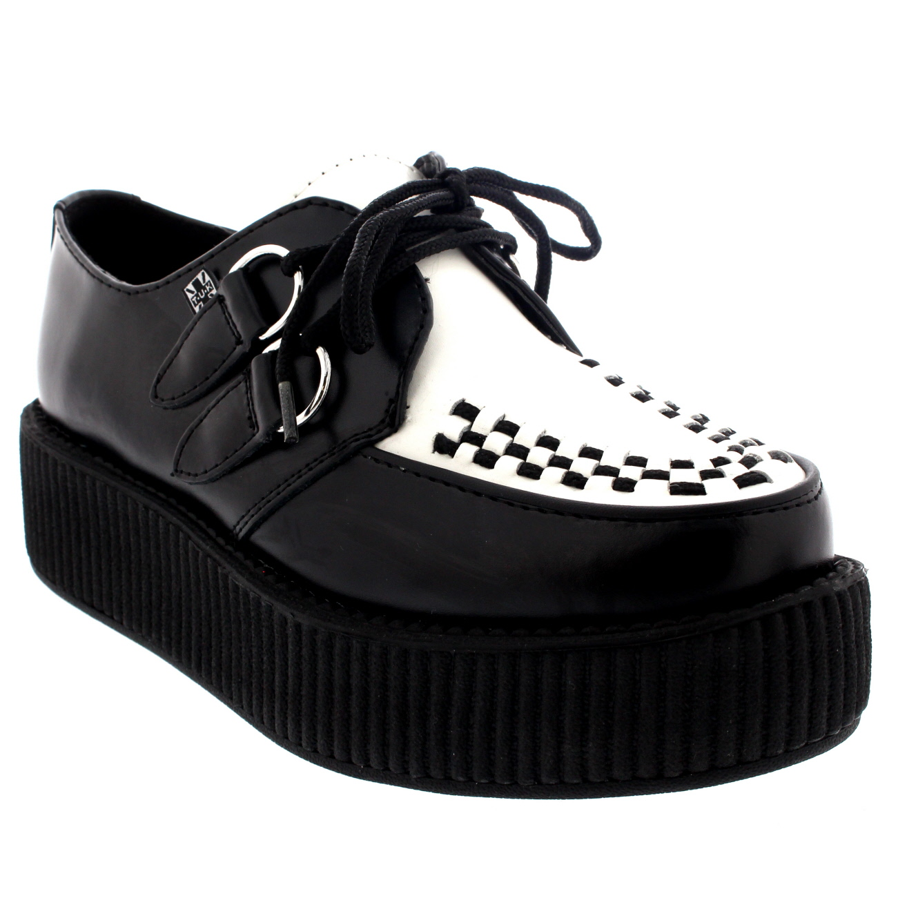 T.U.K Viva Mondo Hi Sole Creeper Shoes