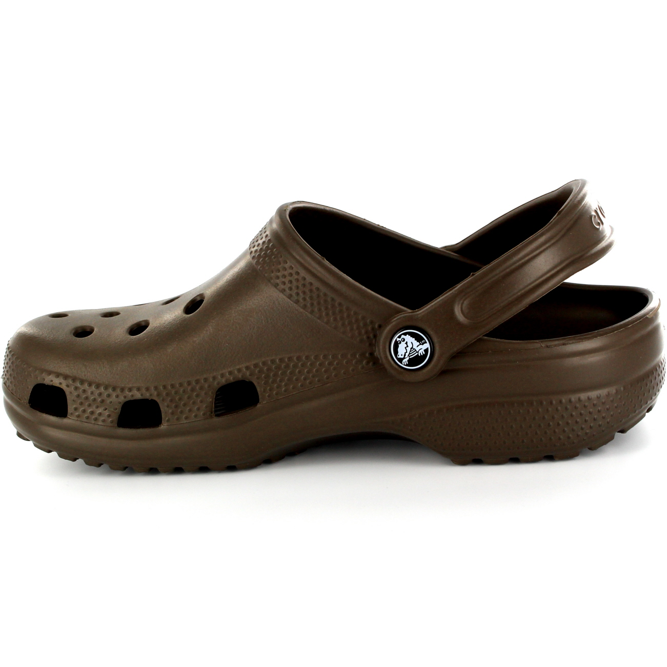Crocs Sandals and Beach Shoes for Men. Crocs are a truly distinctive and iconic footwear brand that have created remarkable casual shoes through innovative moulding technology. Crocs are best known for being incredibly lightweight and colourful, with Crocs being available in many fun and vibrant colours as well as more subtle choices.