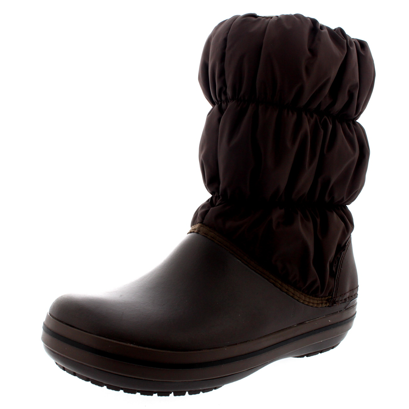 womens crocs winter puff boot snow winter warm