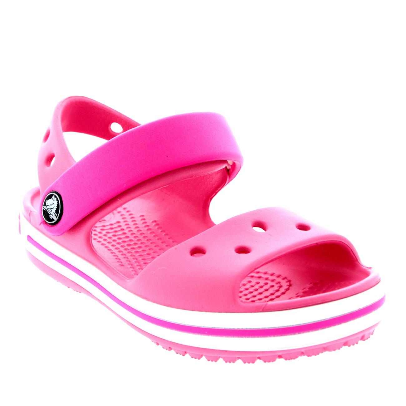 Unisex Kids Crocs Crocband Sandal