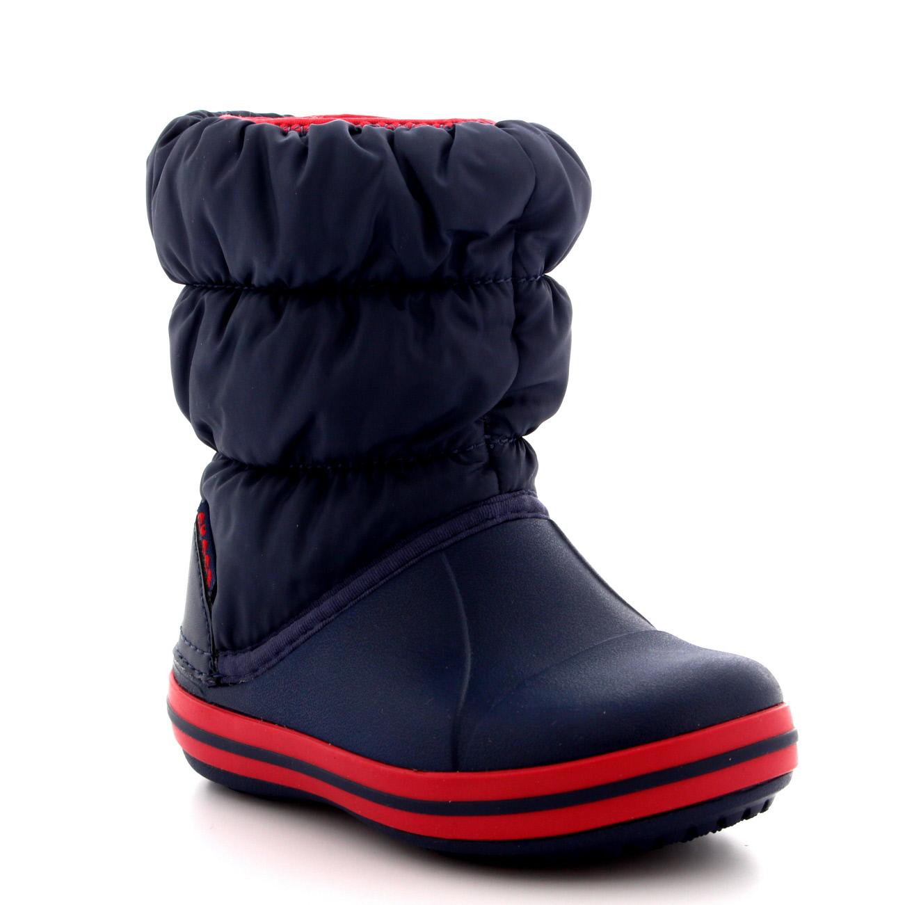 Unisex Kids Crocs Winter Puff