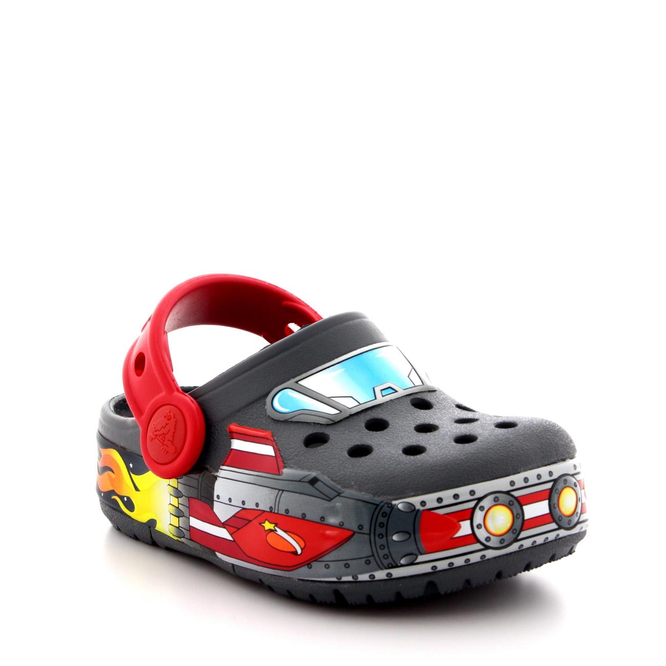 Kids Boys Crocs Crocslights Galactic
