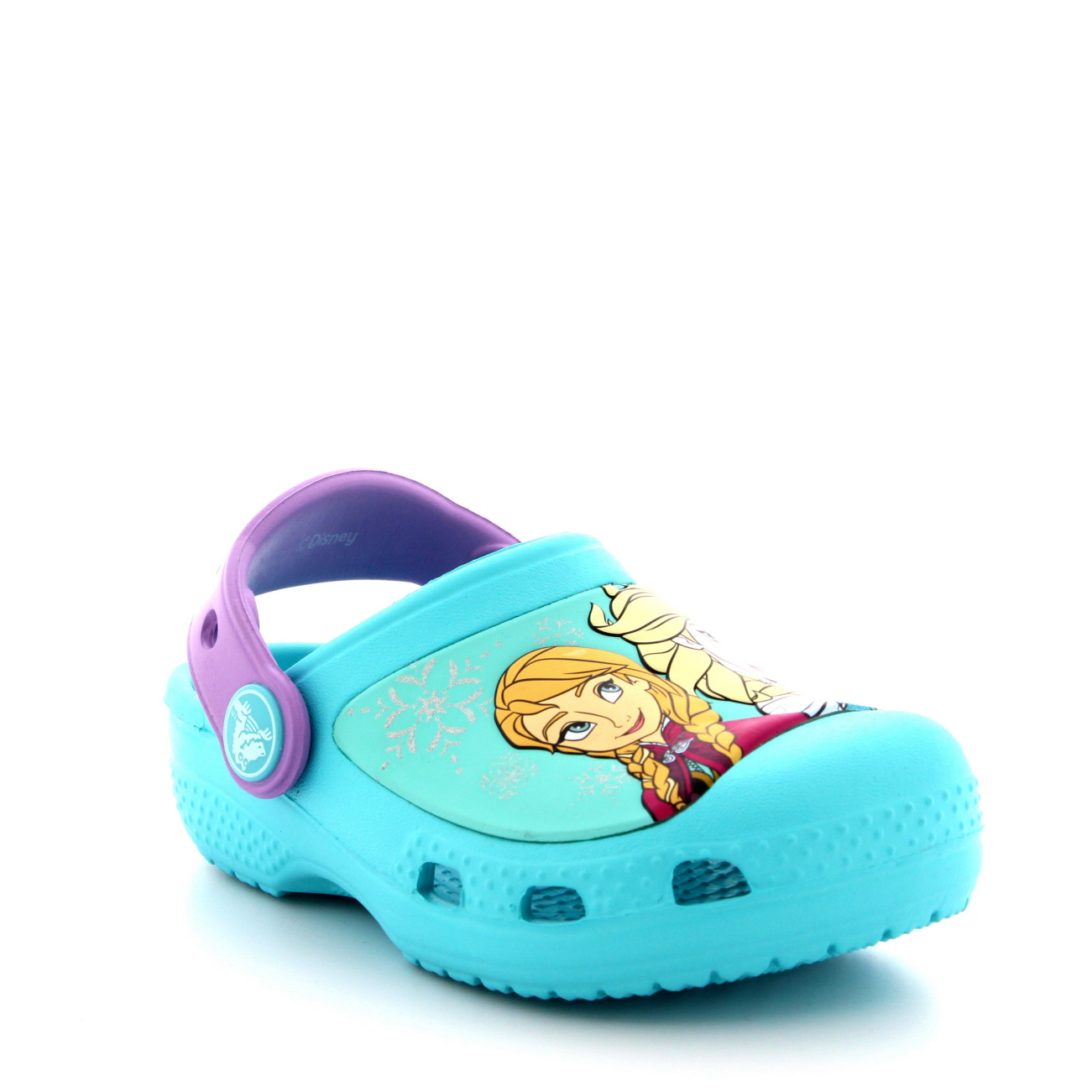 Kids Girls Crocs Frozen