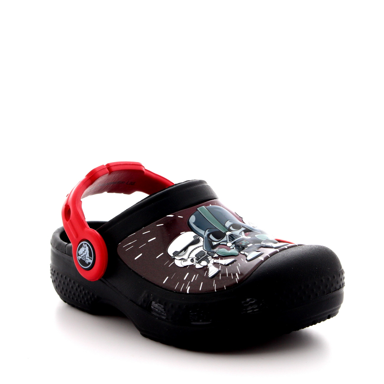 Kids Boys Crocs Star Wars Darth Vader