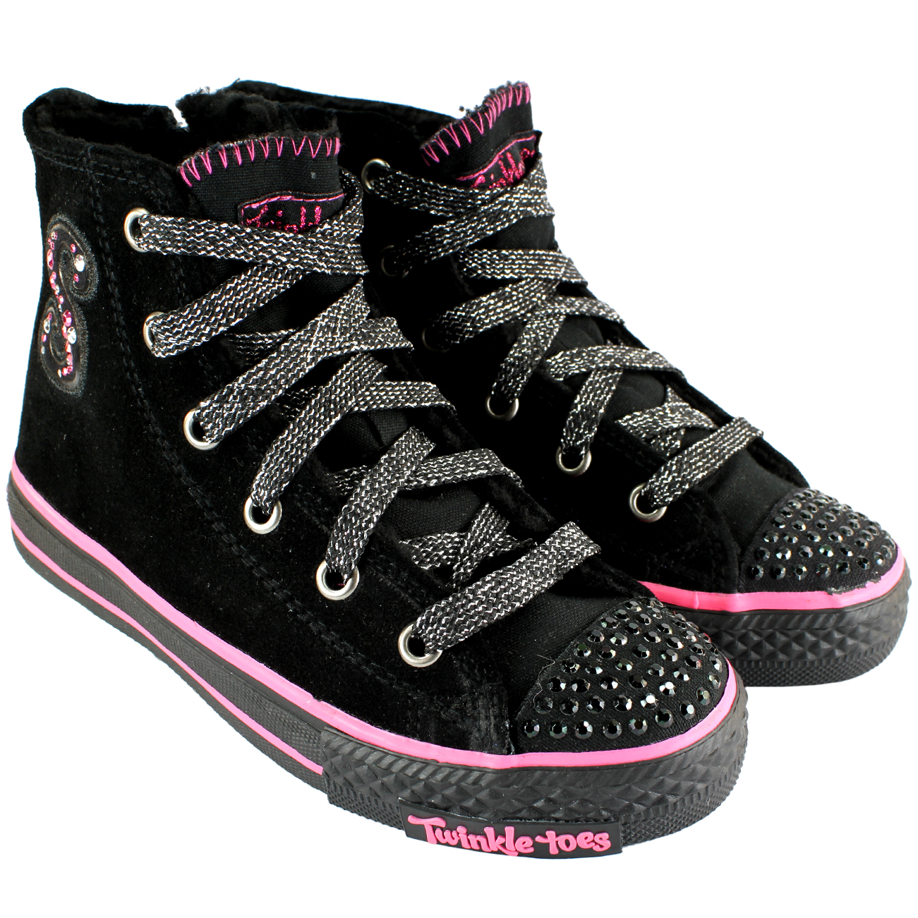 Kids Girls Skechers Twinkle Toes Dreamsters