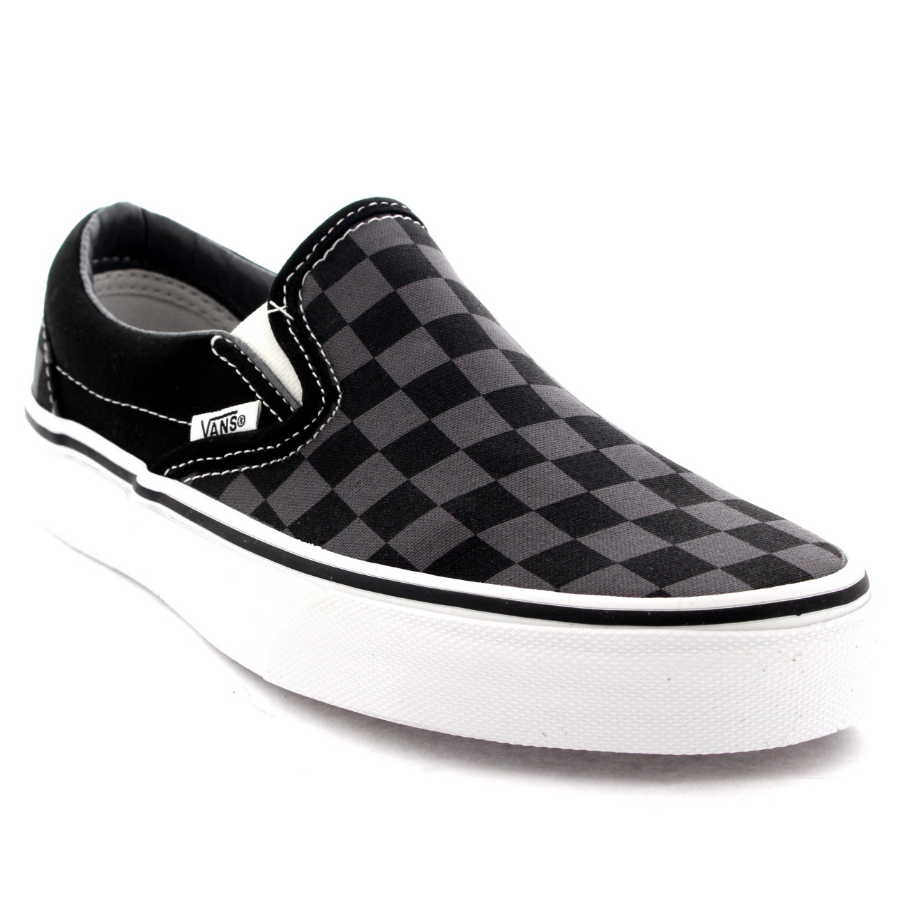 unisex adults vans classic slip on checkerboard skate. Black Bedroom Furniture Sets. Home Design Ideas