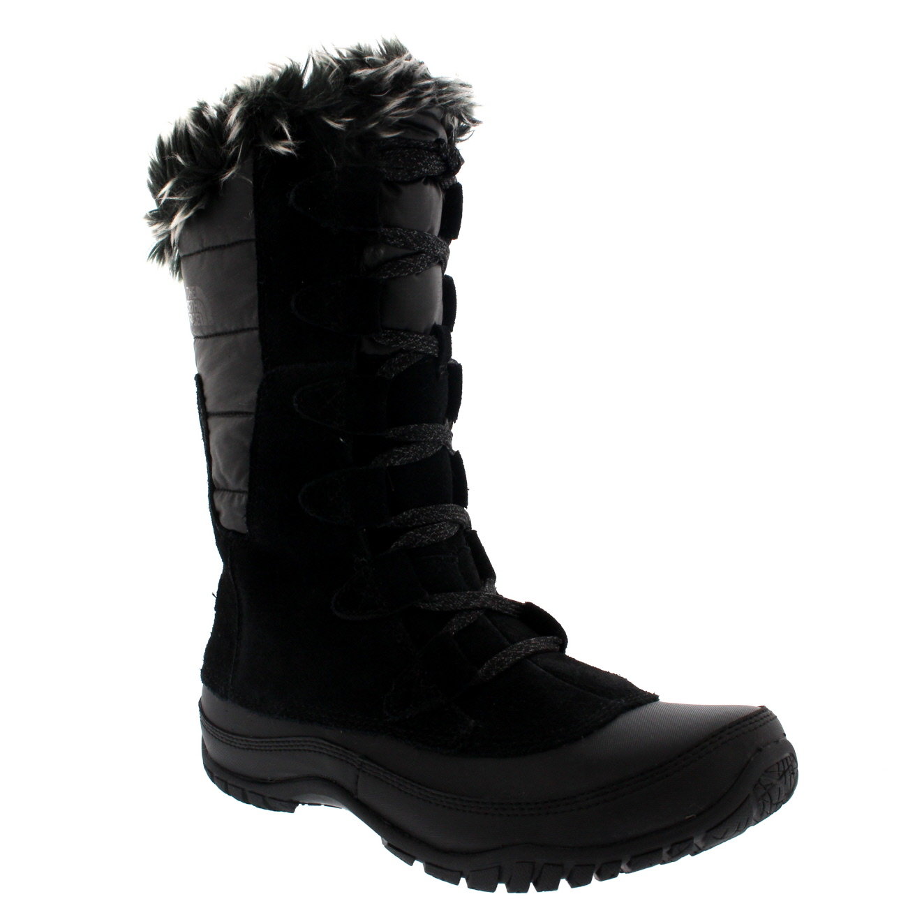 The North Face Nuptse Purna Fur Boots