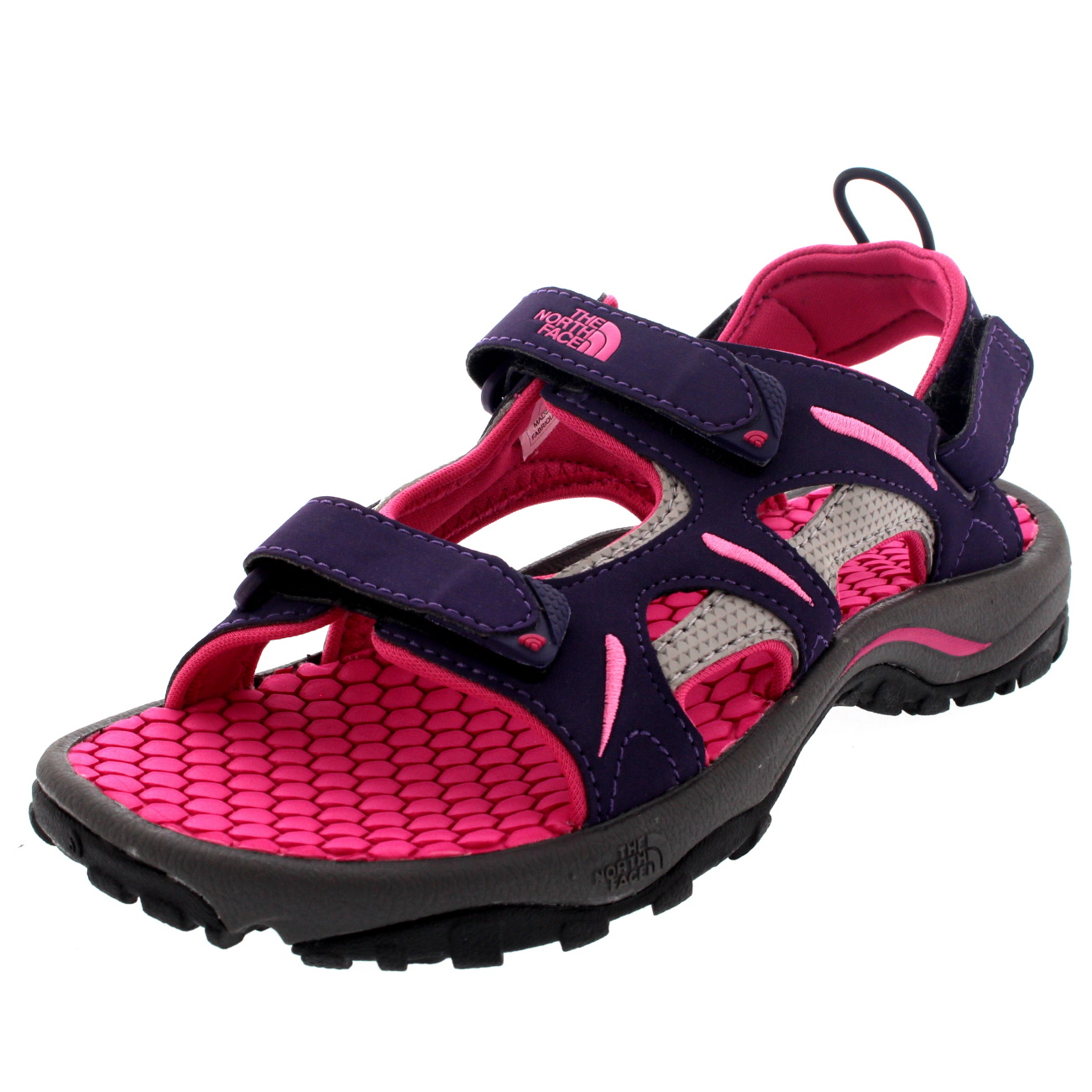 chanclas north face mujer