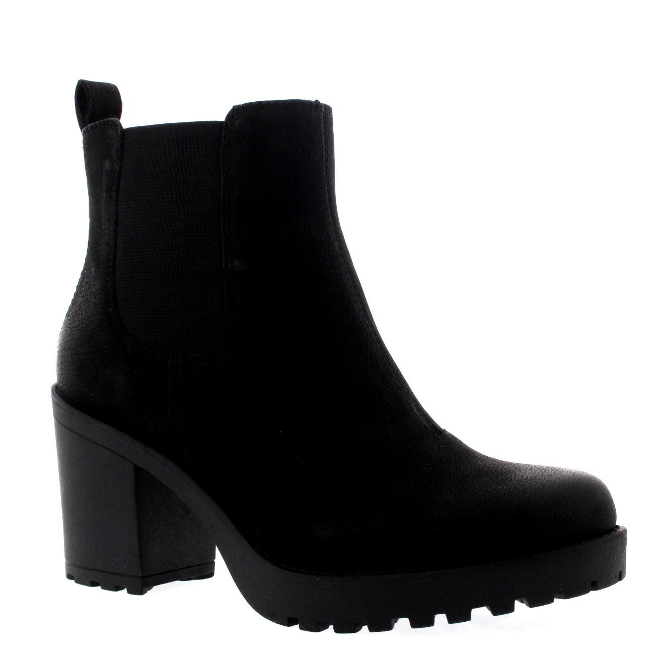 Vagabond Grace Nubuck Ankle Boots
