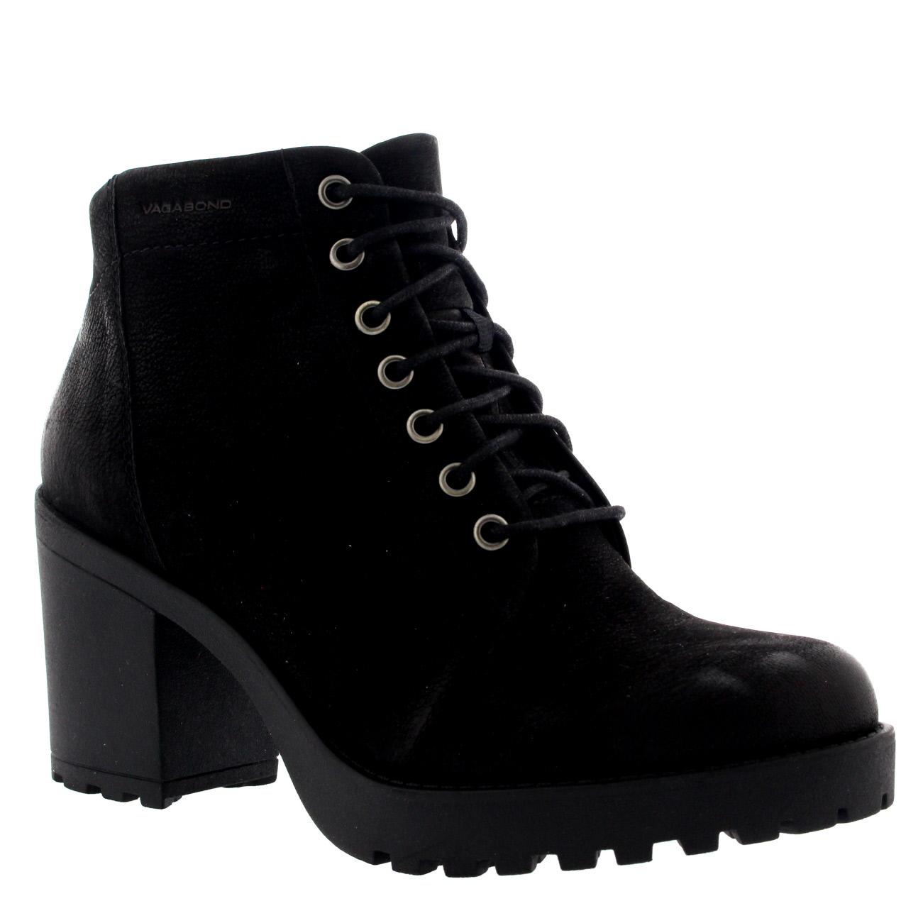 Vagabond Grace Mid Heel Ankle Boots