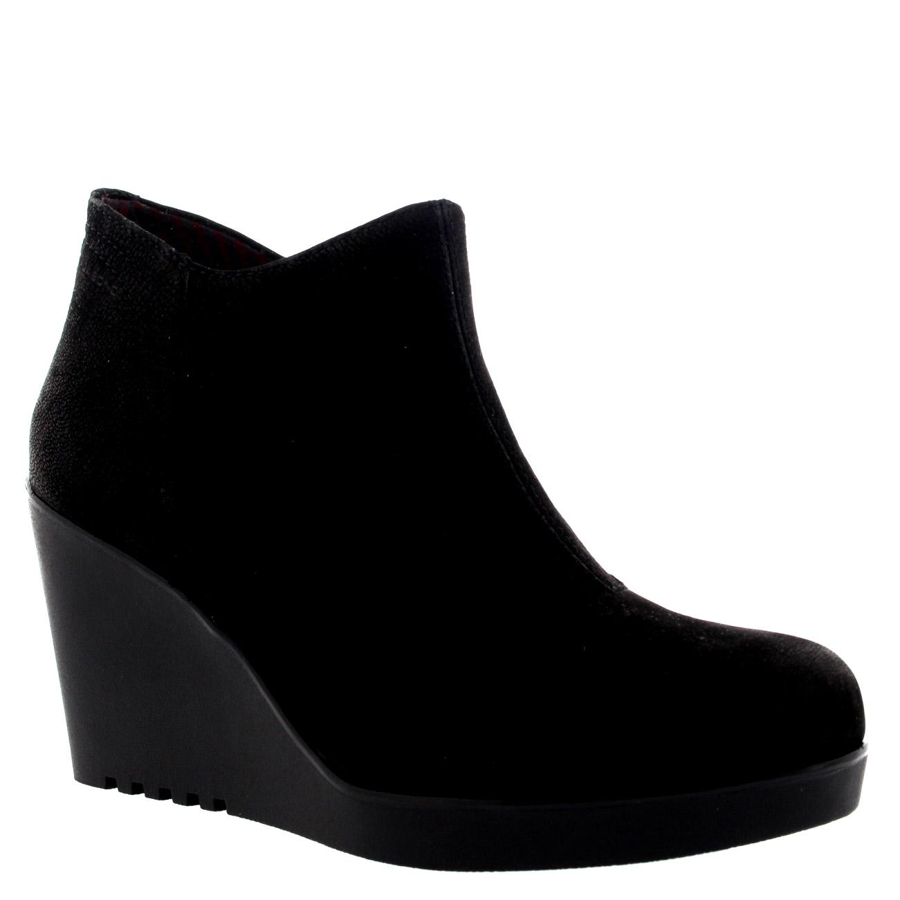 Vagabond Valencia Wedge Heel Boots