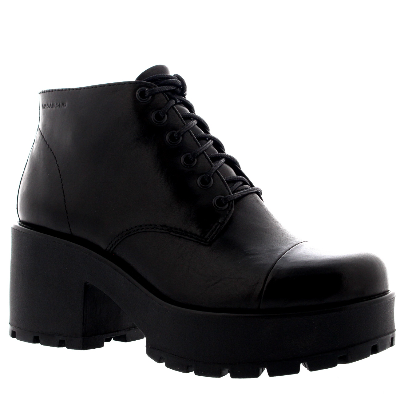 Vagabond Dioon Leather Ankle Boots