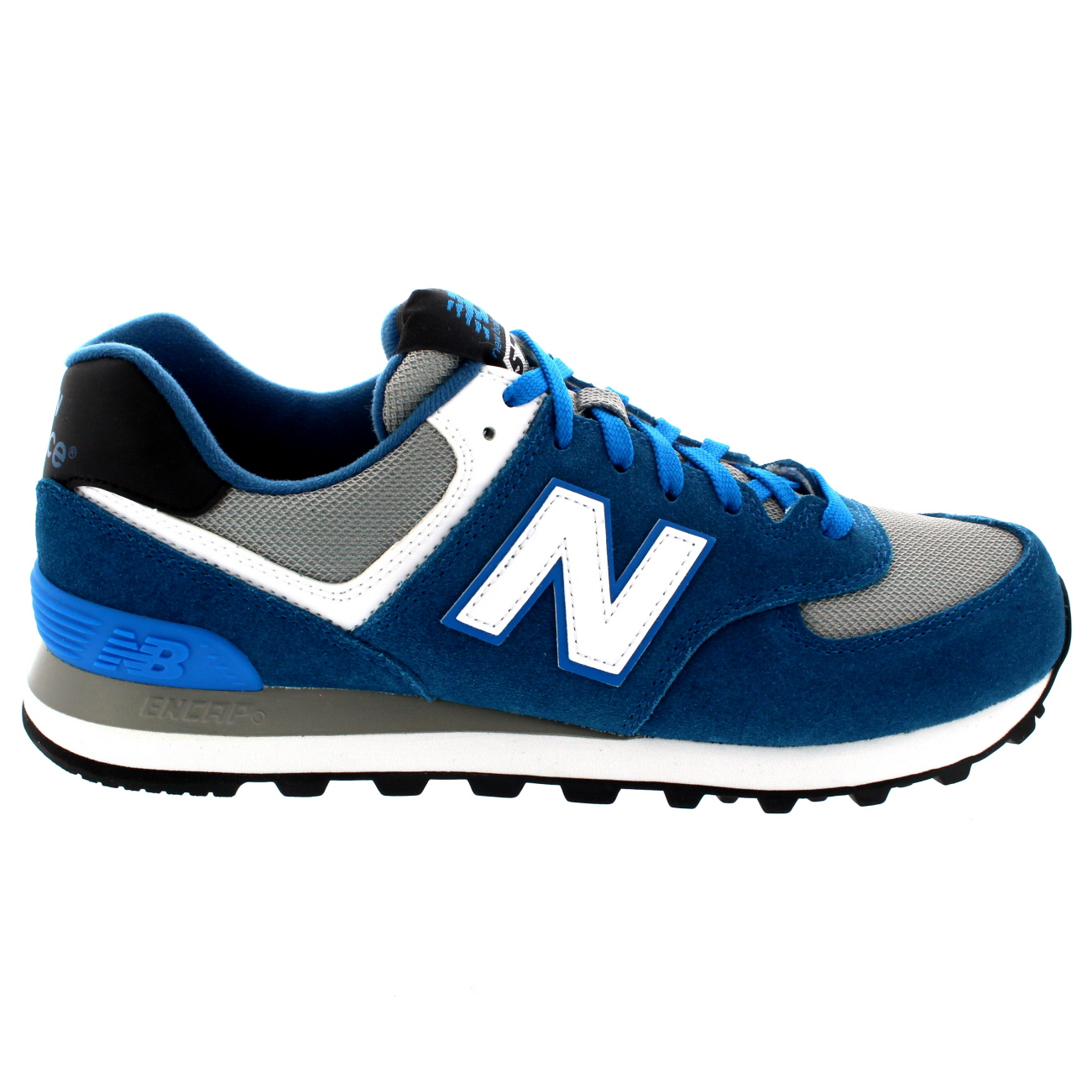 homme new balance 574 classic low top daim sport lacets running baskets uk 7 12 ebay. Black Bedroom Furniture Sets. Home Design Ideas