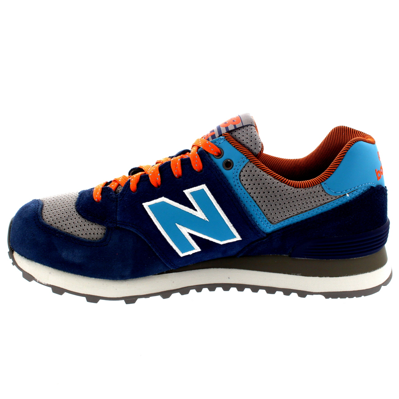 mens new balance 574 woven casual shoes
