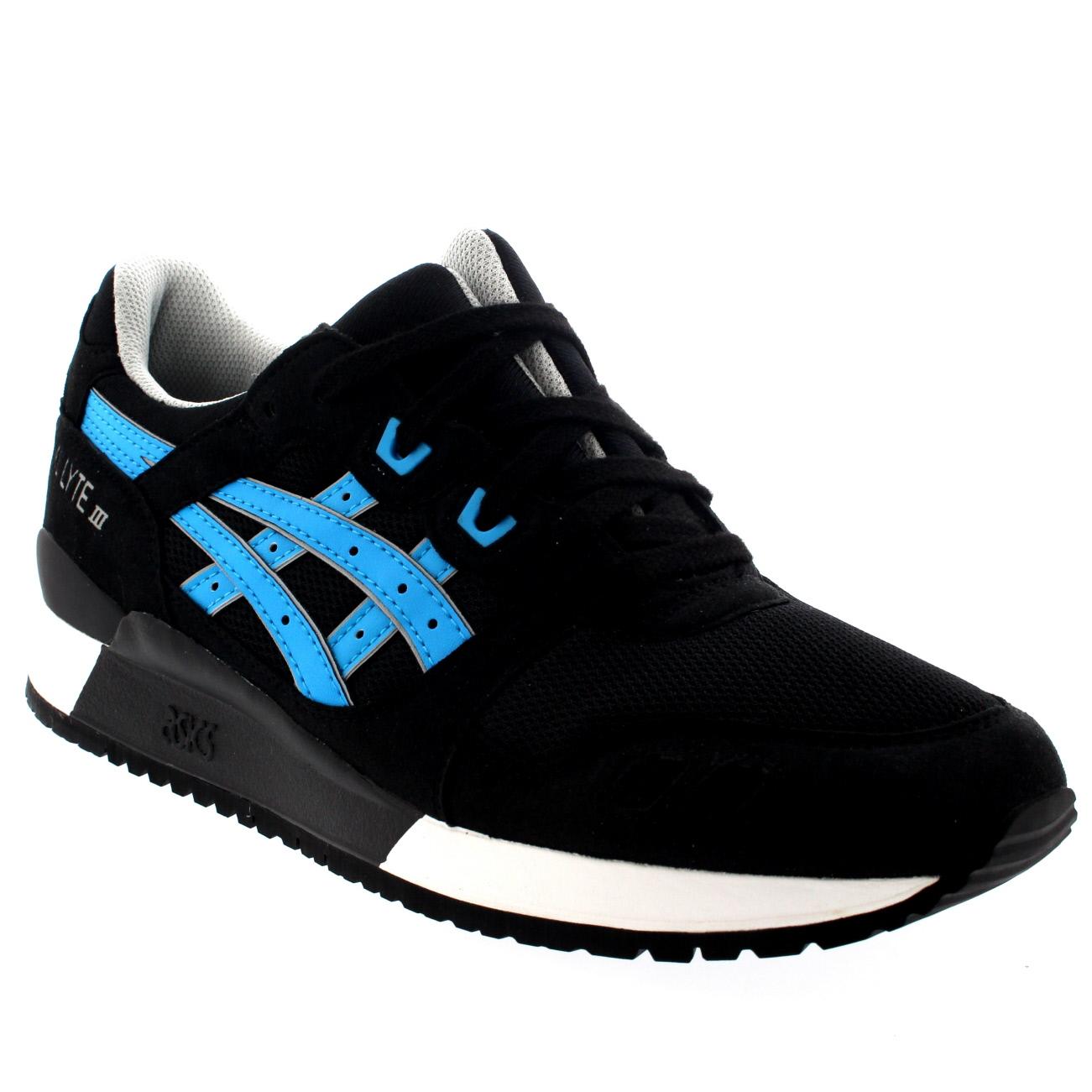 Mens Asics Gel-Lyte III Running Sports Fashion Walking Low Top Trainers UK 7-12