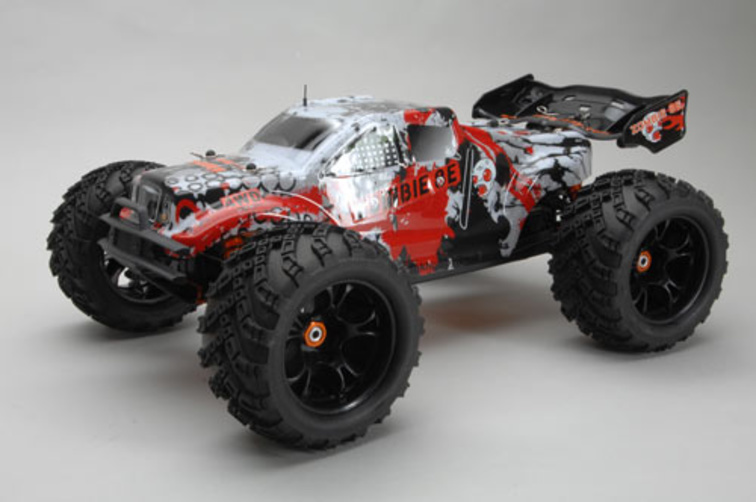 dhk zombie 8e 4wd 1 8th scale brushless truggy 2 4ghz rrp. Black Bedroom Furniture Sets. Home Design Ideas