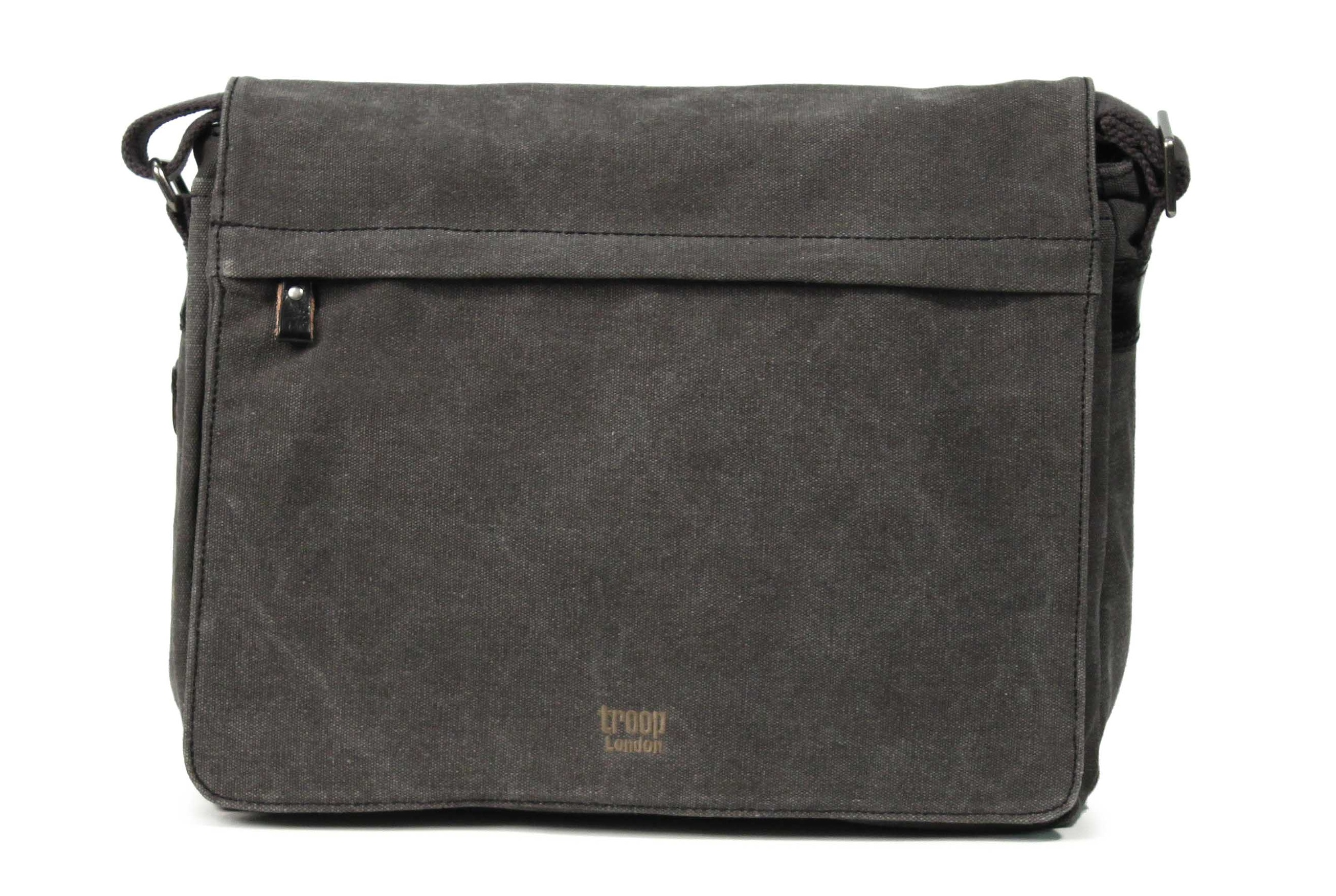Troop London Canvas Messenger Shoulder Bag 16