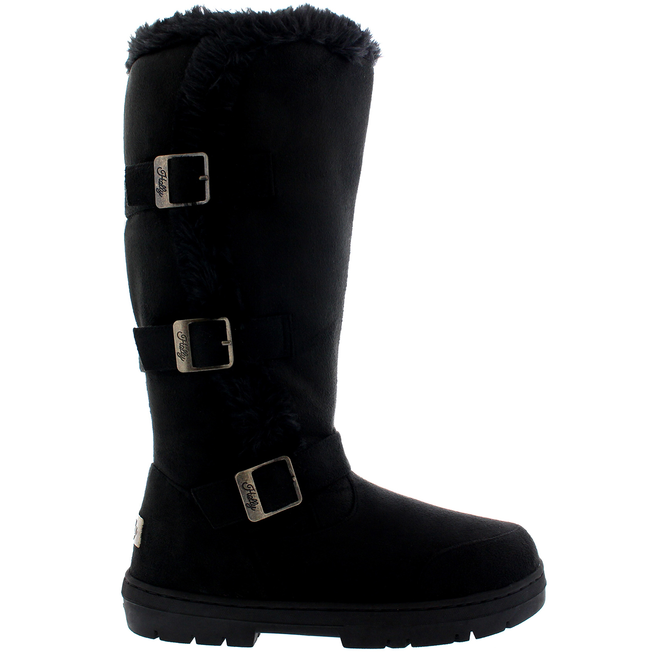 knee high waterproof snow winter warm fashion fur