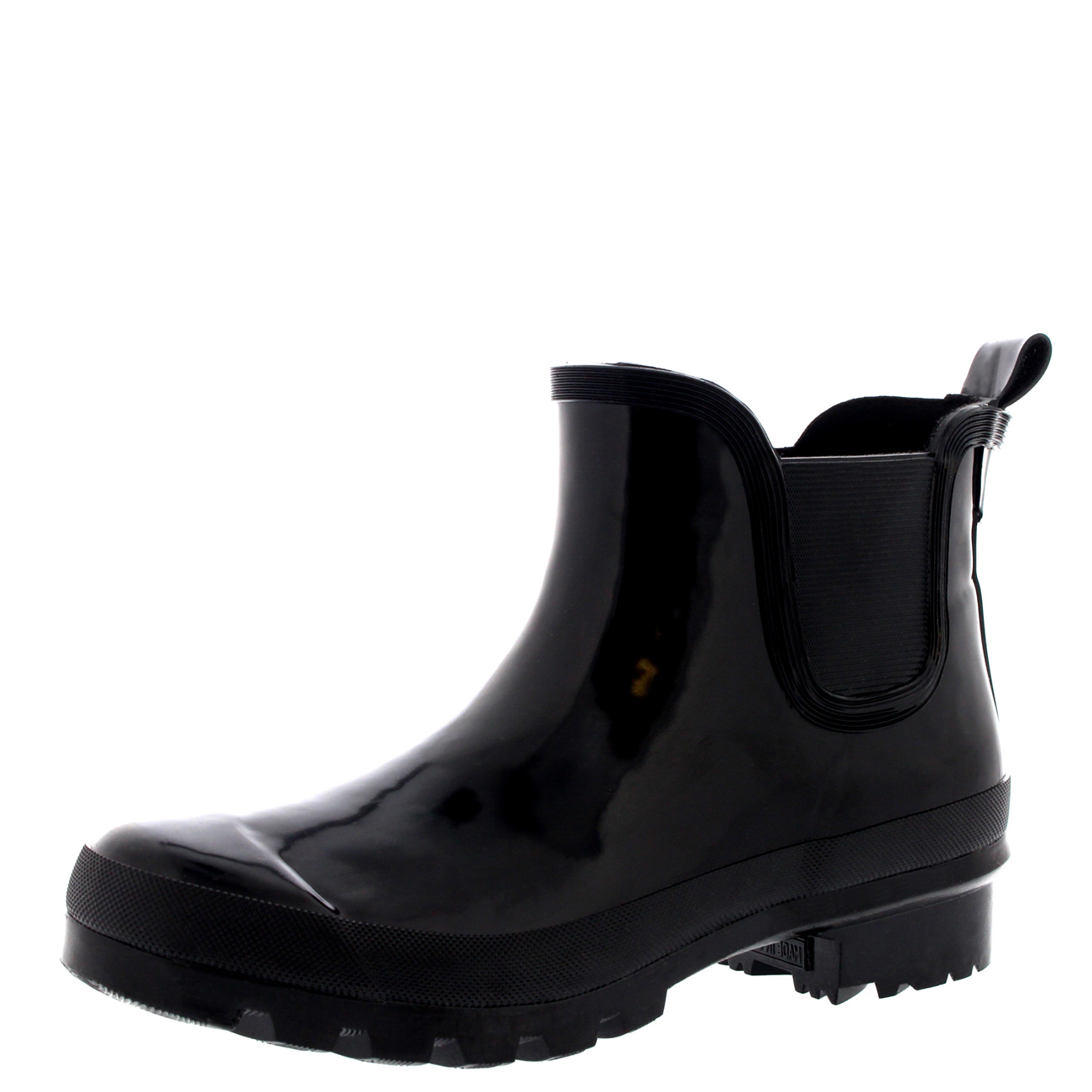 Ladies Original Chelsea Gloss Festival Winter Snow Wellingtons Boots All Sizes