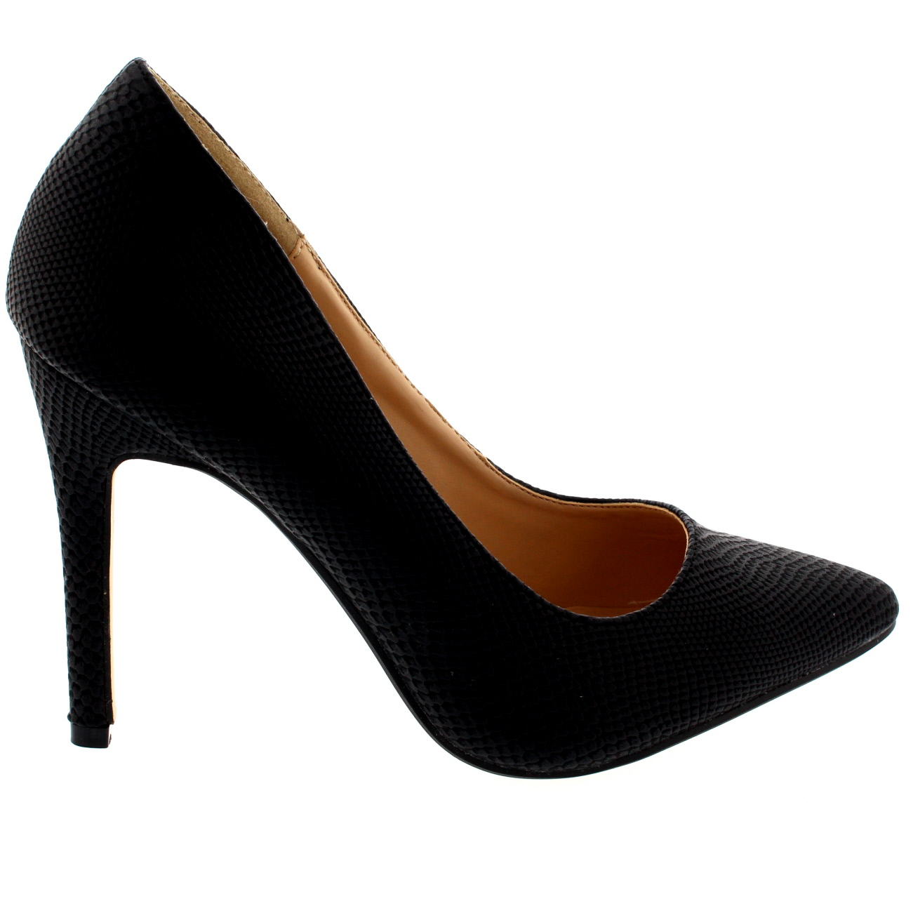 dress formal slip on court shoes evening low