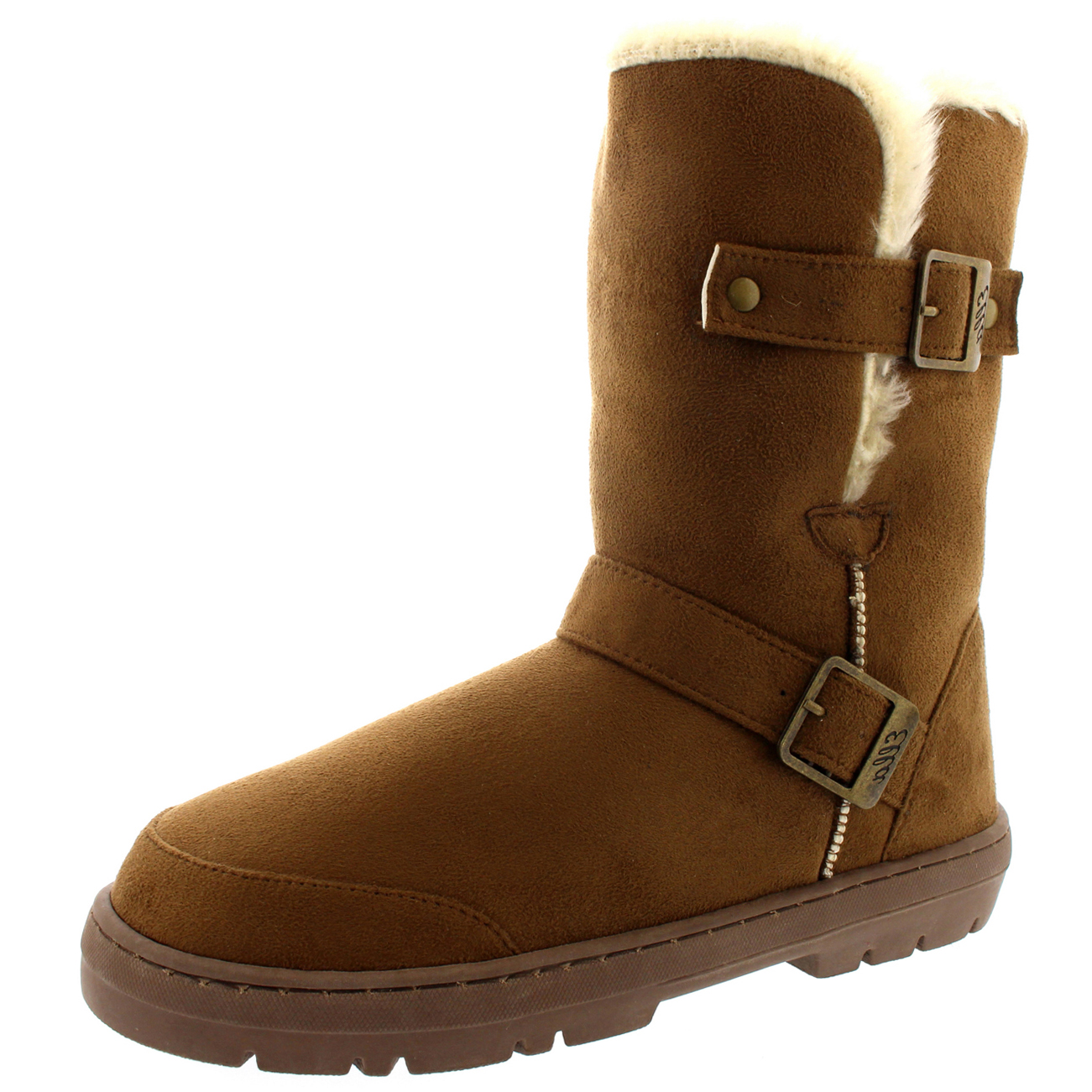 Amazing Premium Black Womens Short Winter Snow Warm Boots  EBay