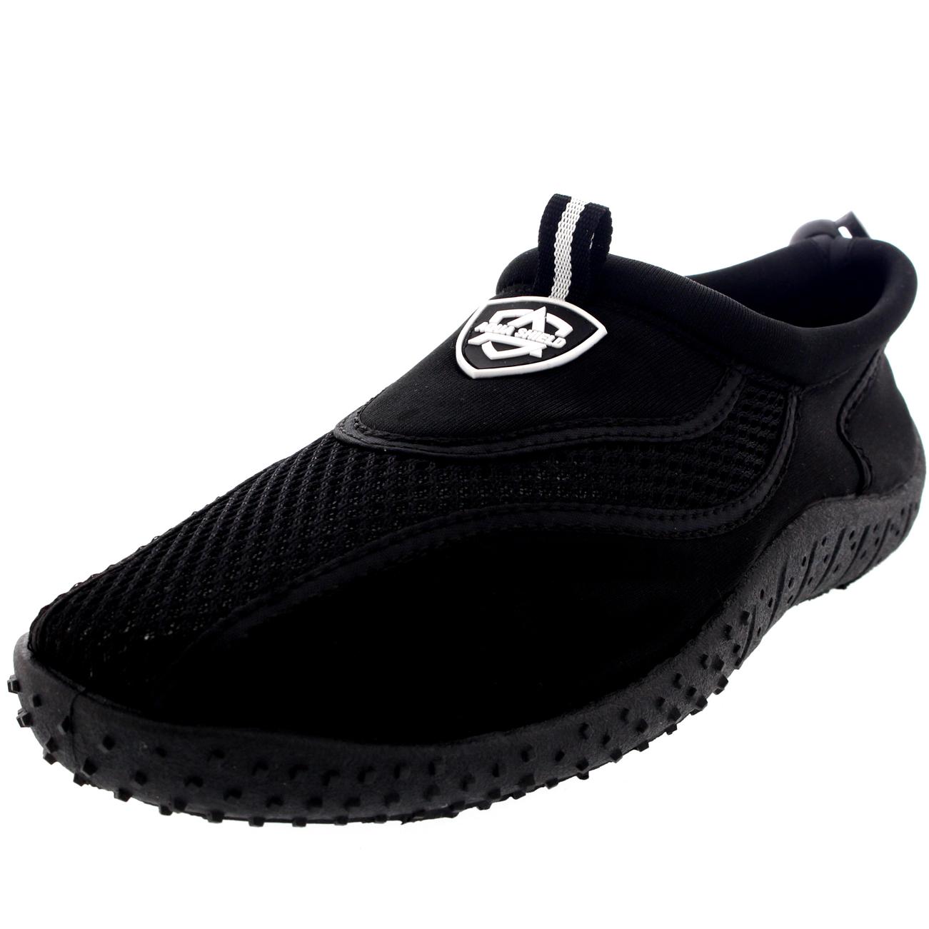 Ladies Beach Yoga Skin Pool River Aquatic Water Sock Slip On Swim Shoe All Sizes Ebay