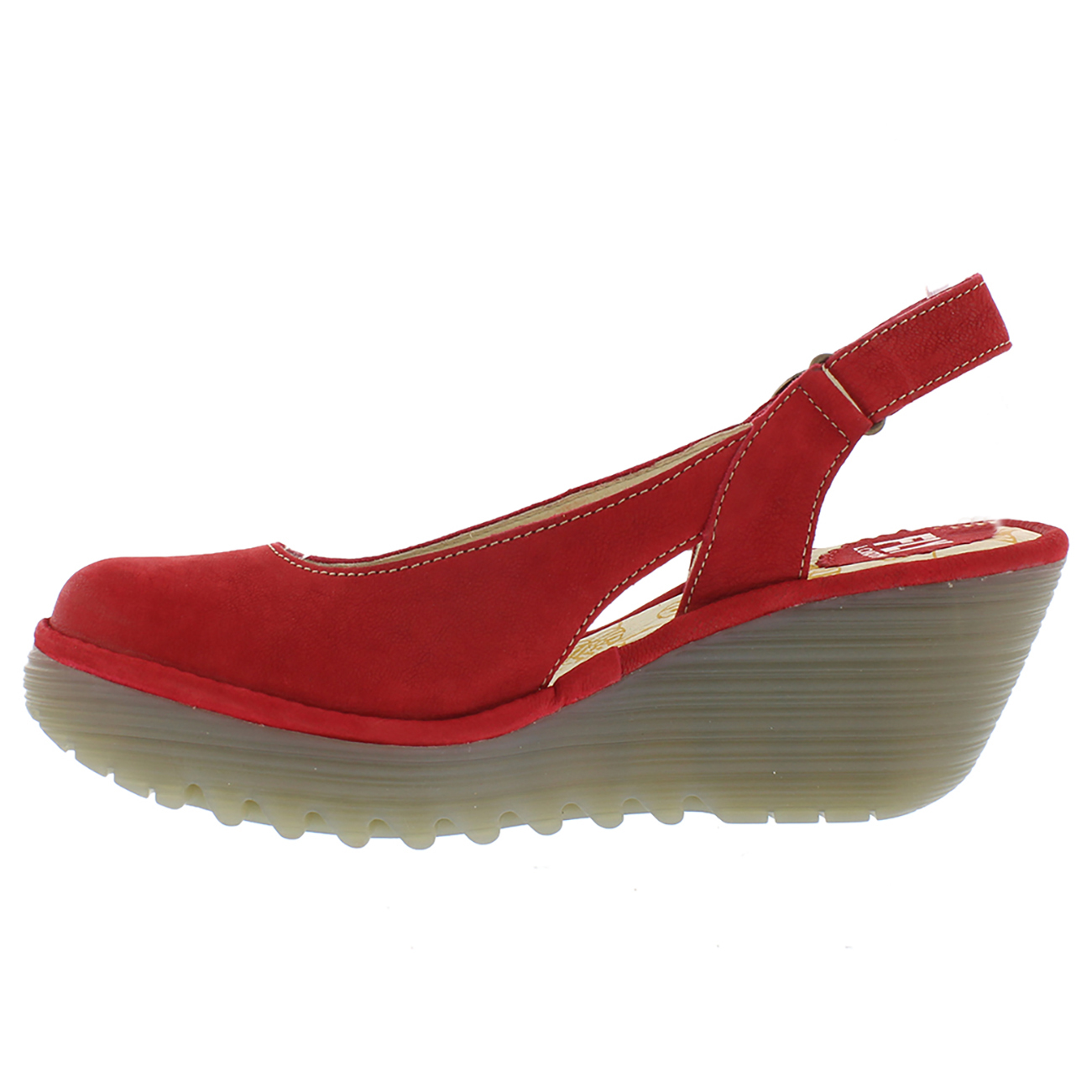 Ladies Fly London Ylux Cupido Fashion Low Heel Summer Casual Shoes All Sizes