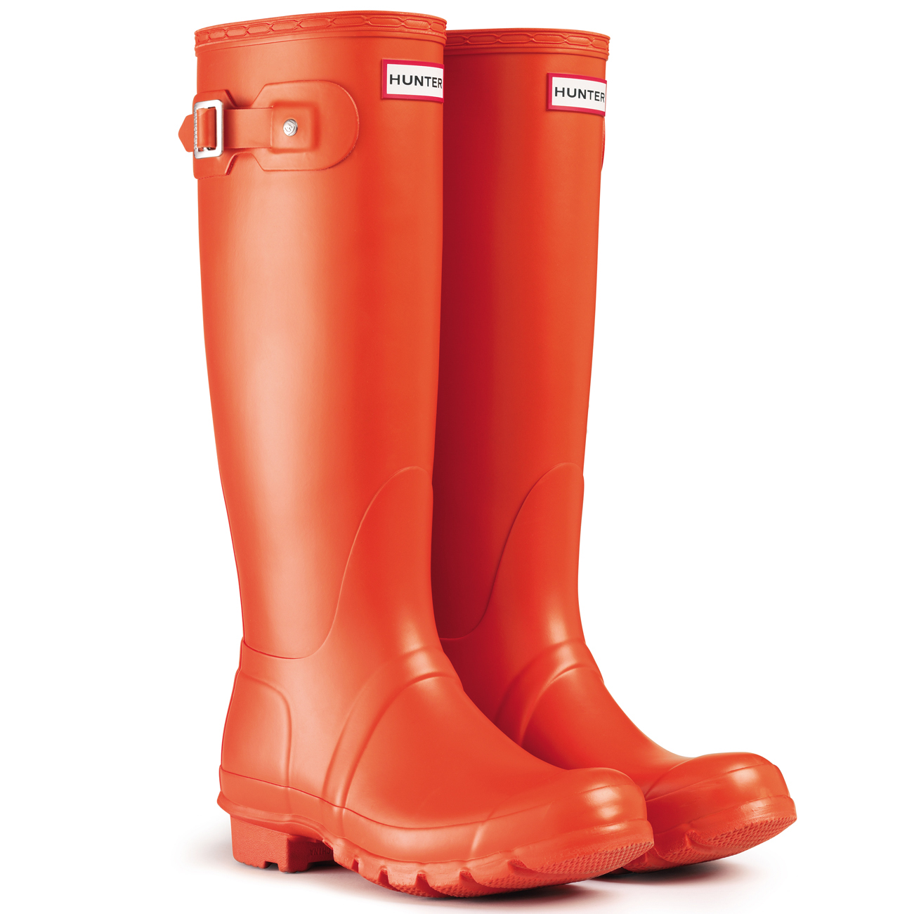 Amazing Hunter Wellingtons  The Leg Of The Boot Folds Down So You Can Pack It In Your Rucksack Without Too Much Trouble The Colour Options Are Olive, Navy, Black, Red And Green  &16390 Original Tour Boot For Festivals Tall Zip Snow Boots For