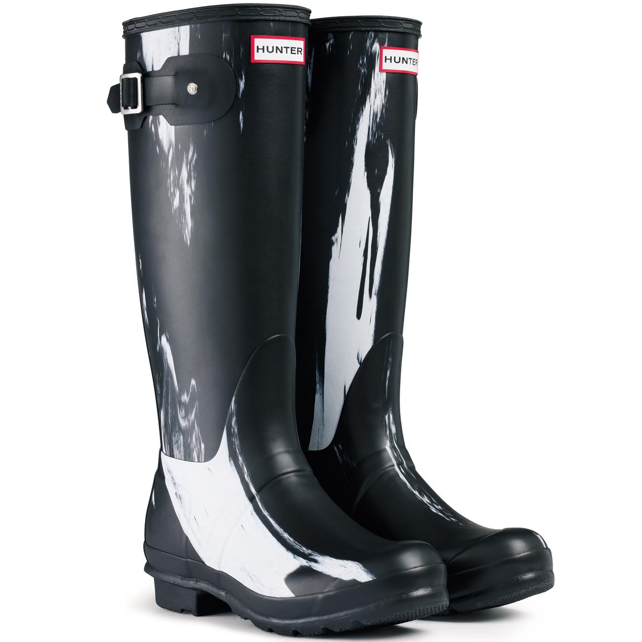 Original Womens Hunter Original Tall Winter Wellington Snow Muck Yard Rain Boots US 5-11 | EBay