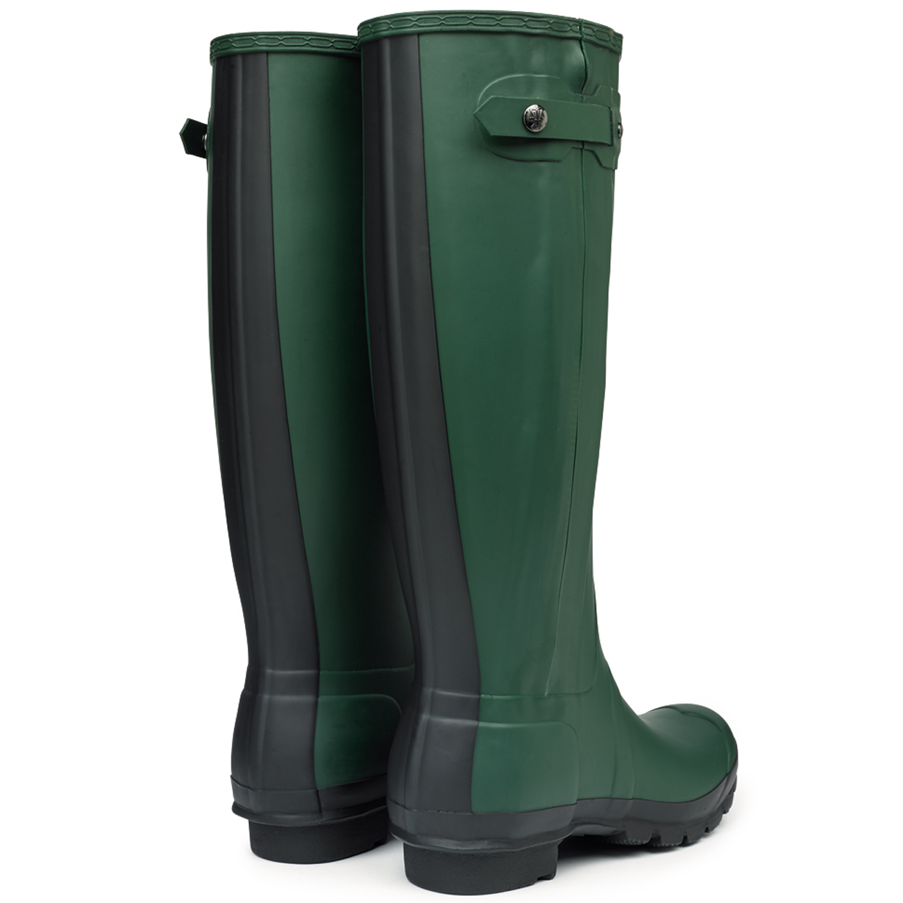Mens Hunter Original Two Toned Tall Waterproof Snow ...