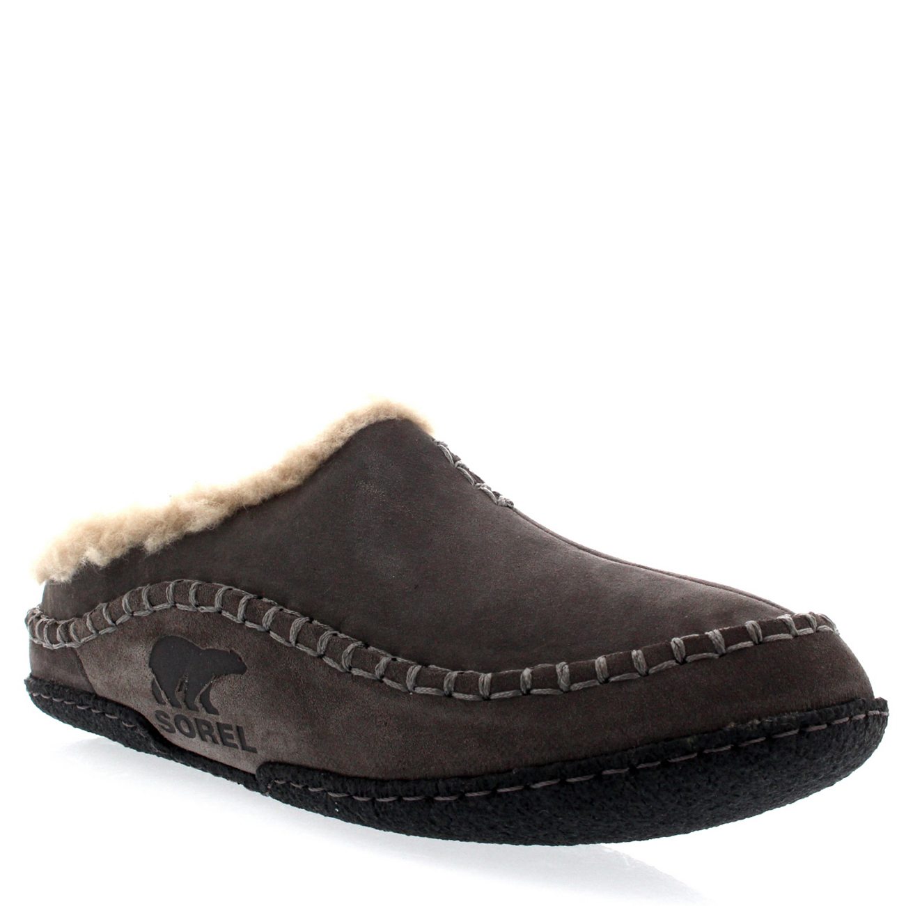 Mens Sorel Falcon Ridge Casual Fur Suede Winter Shoes House Slippers All Sizes | EBay