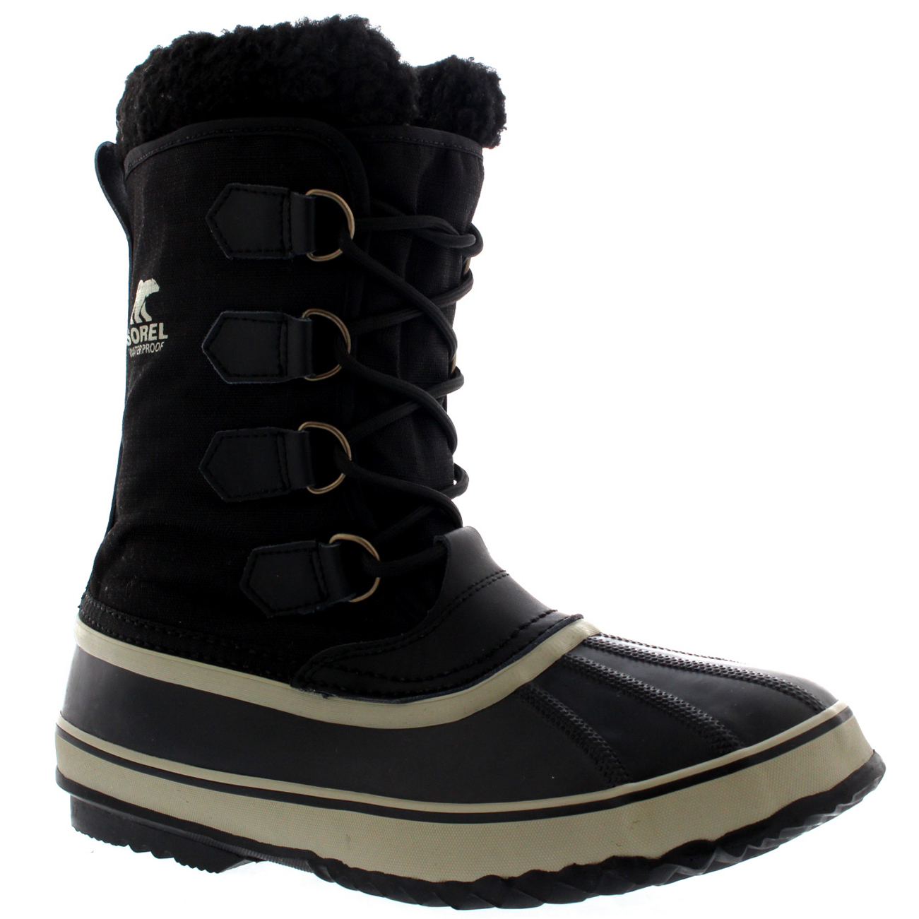 mens sorel 1964 pac winter casual hiking snow mid