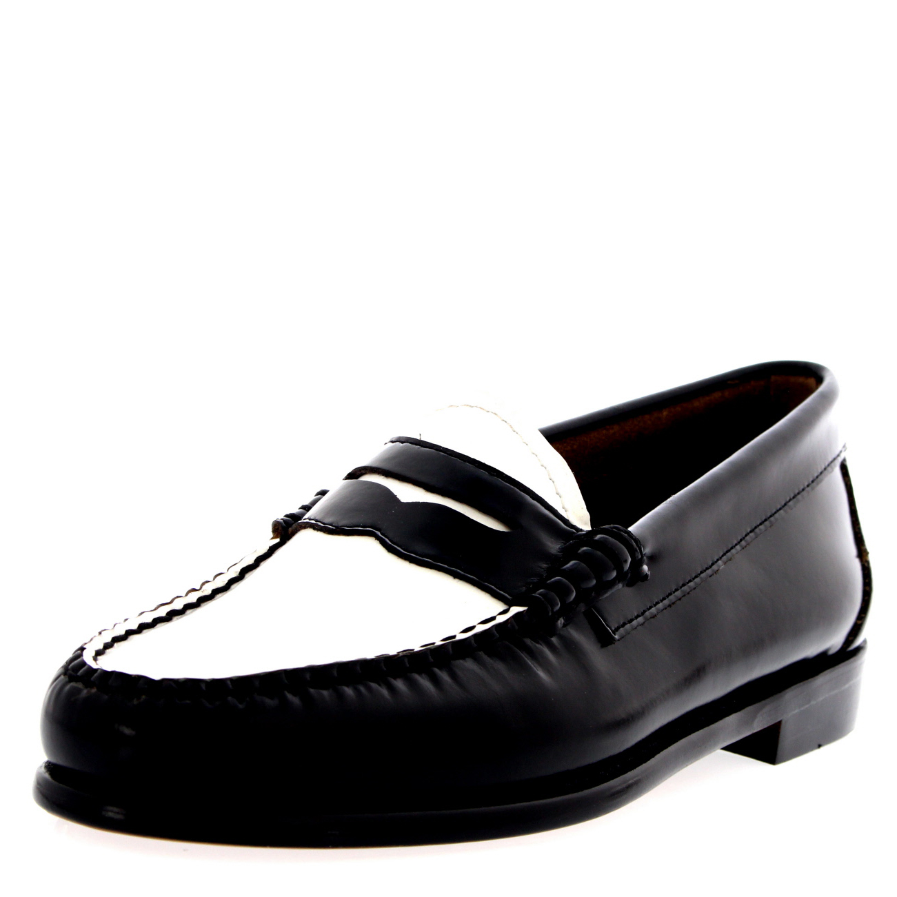 Ladies G H Bass Weejuns Penny Smart Loafers Formal Slip On