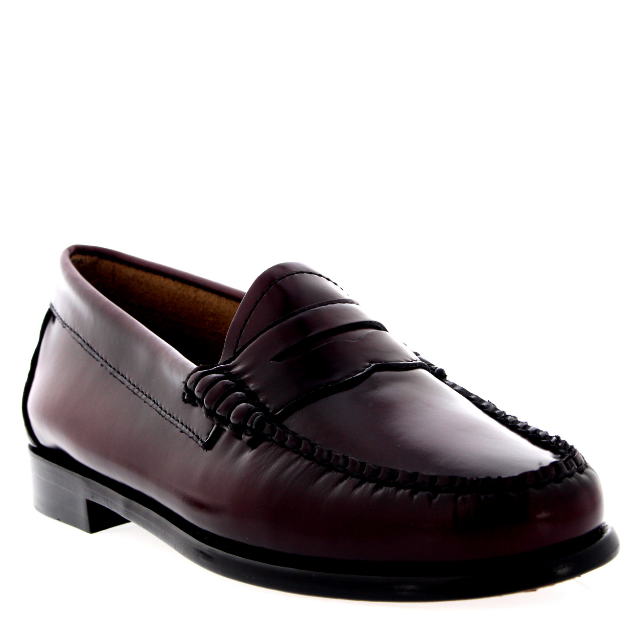 g h bass weejuns smart loafers formal slip on