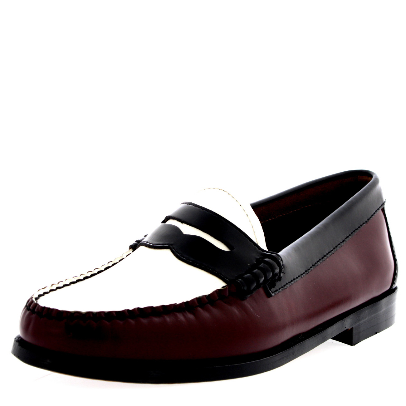 g h bass weejuns smart slip on work formal