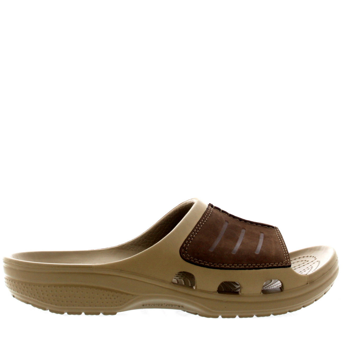 Sandals shoes holidays - Mens Crocs Yukon Mesa Slide Summer Comfort Mules Holiday Sandals Shoes All Sizes