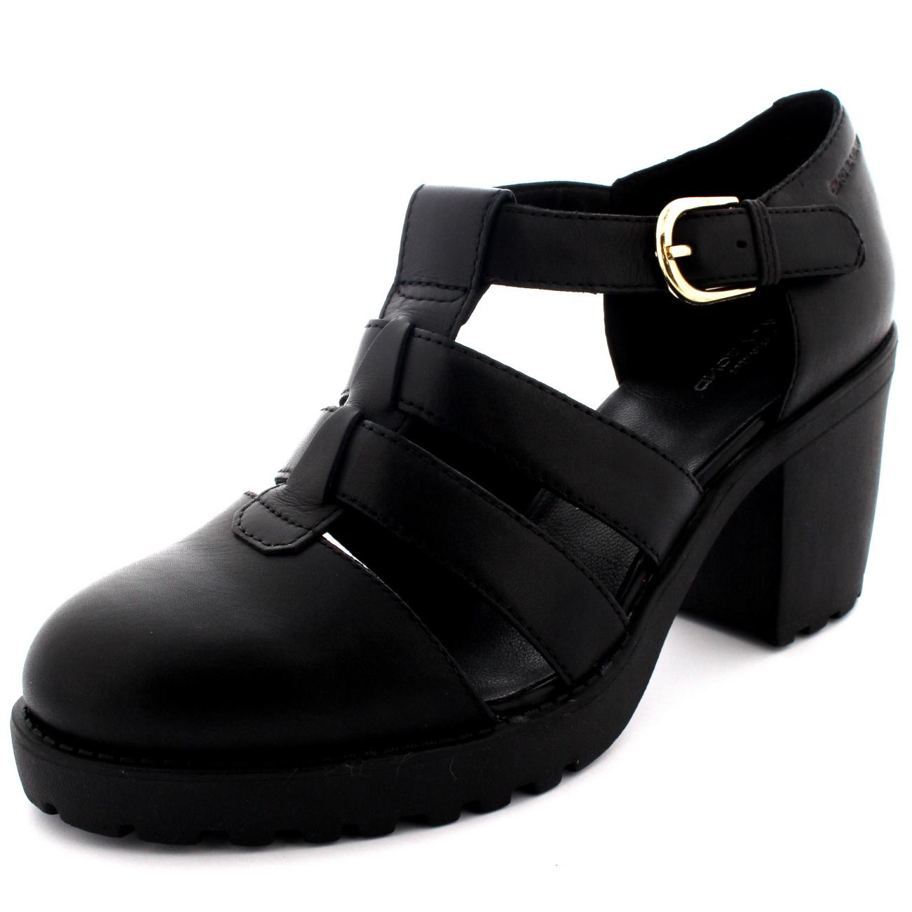 Ladies Vagabond Grace Summer Ankle Boot Gladiator Block