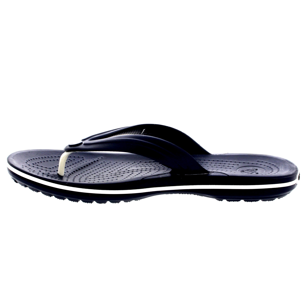 unisex herren damen crocs crocband flip schl pfen pantoffel flip flops eu 36 53 ebay. Black Bedroom Furniture Sets. Home Design Ideas